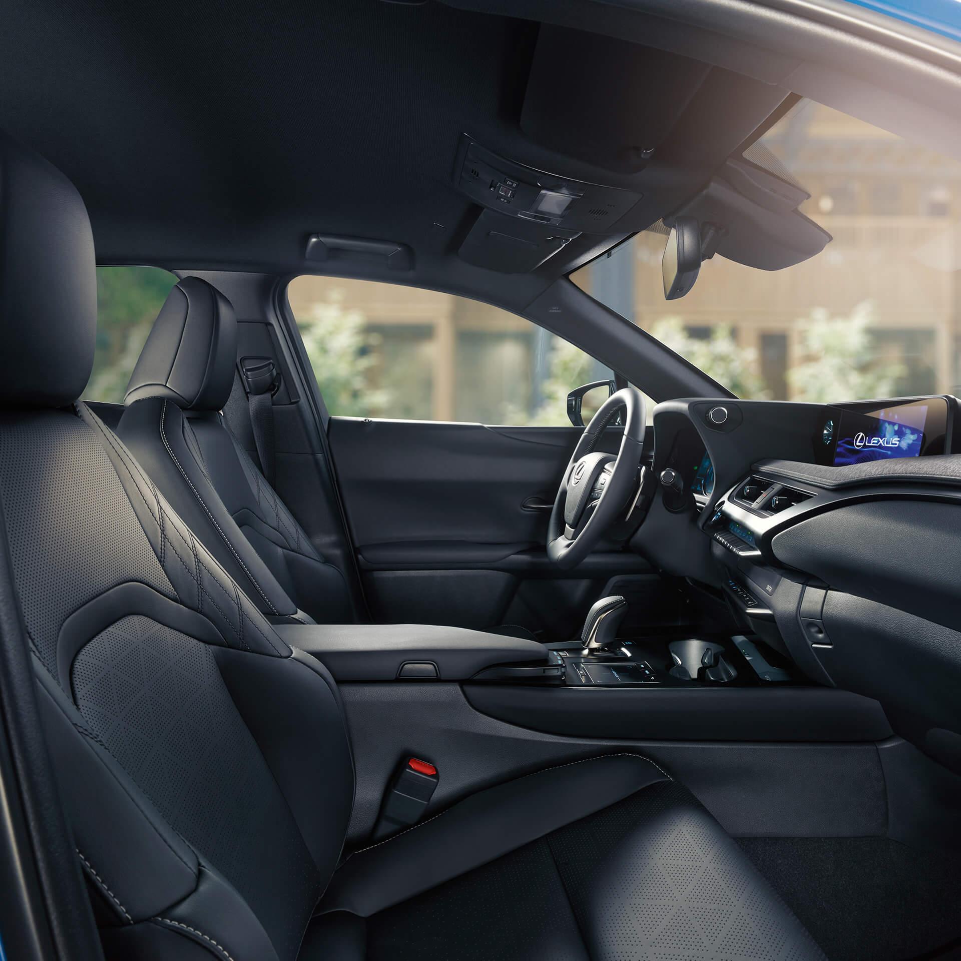 UX 300e Product Stories Promo Image