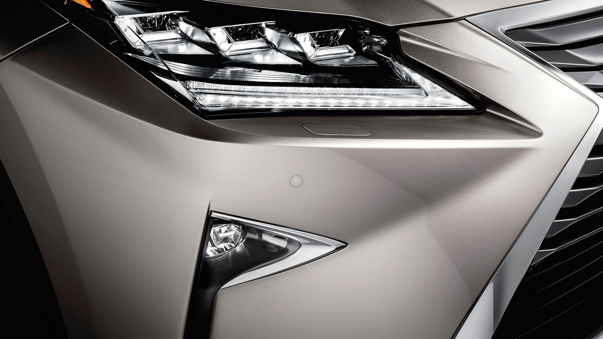 2017 lexus rx 200t features parking sensors