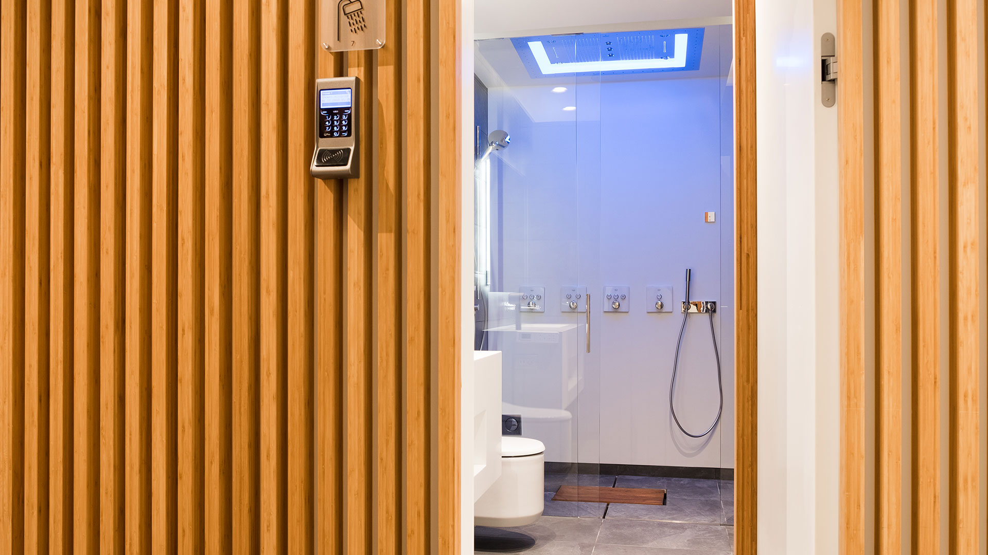 grohe showers hotspot