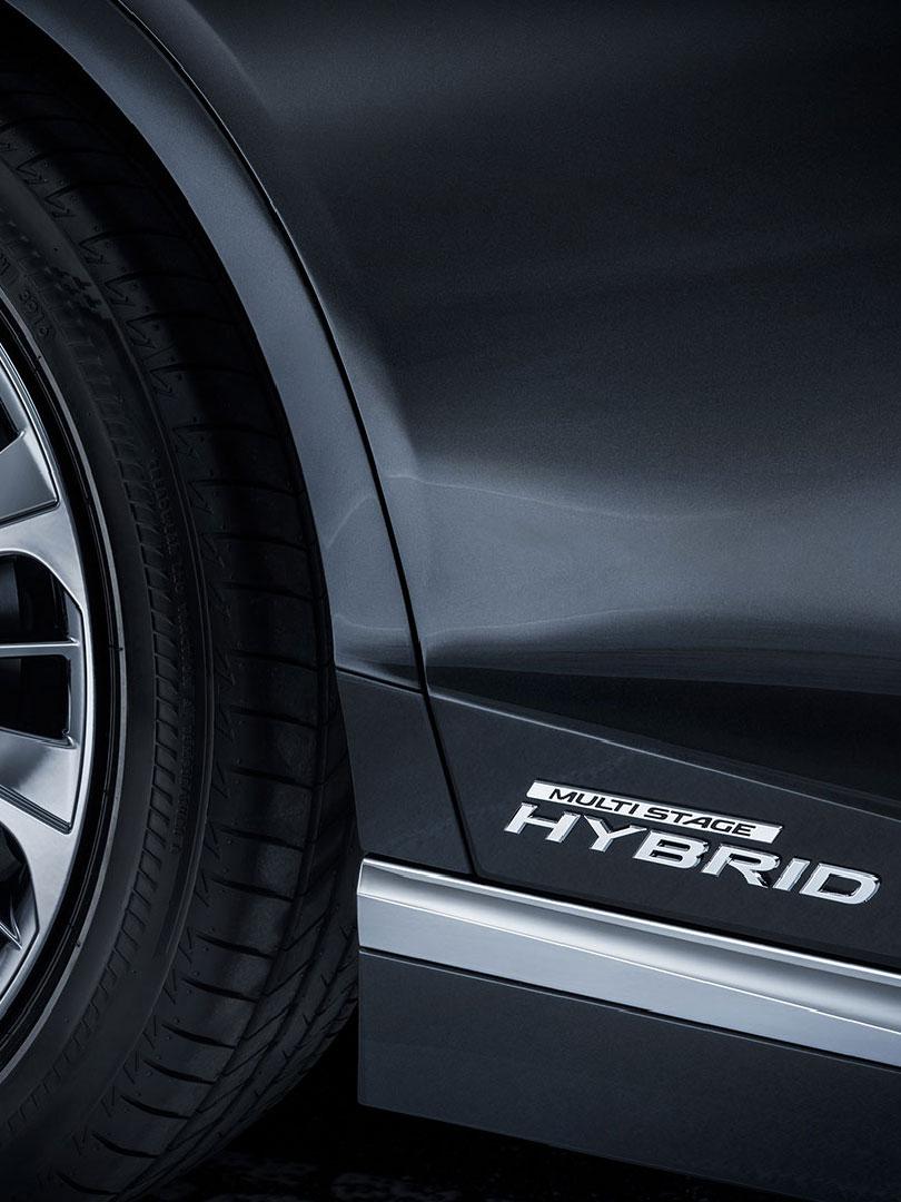 Advanced Hybrid Technology