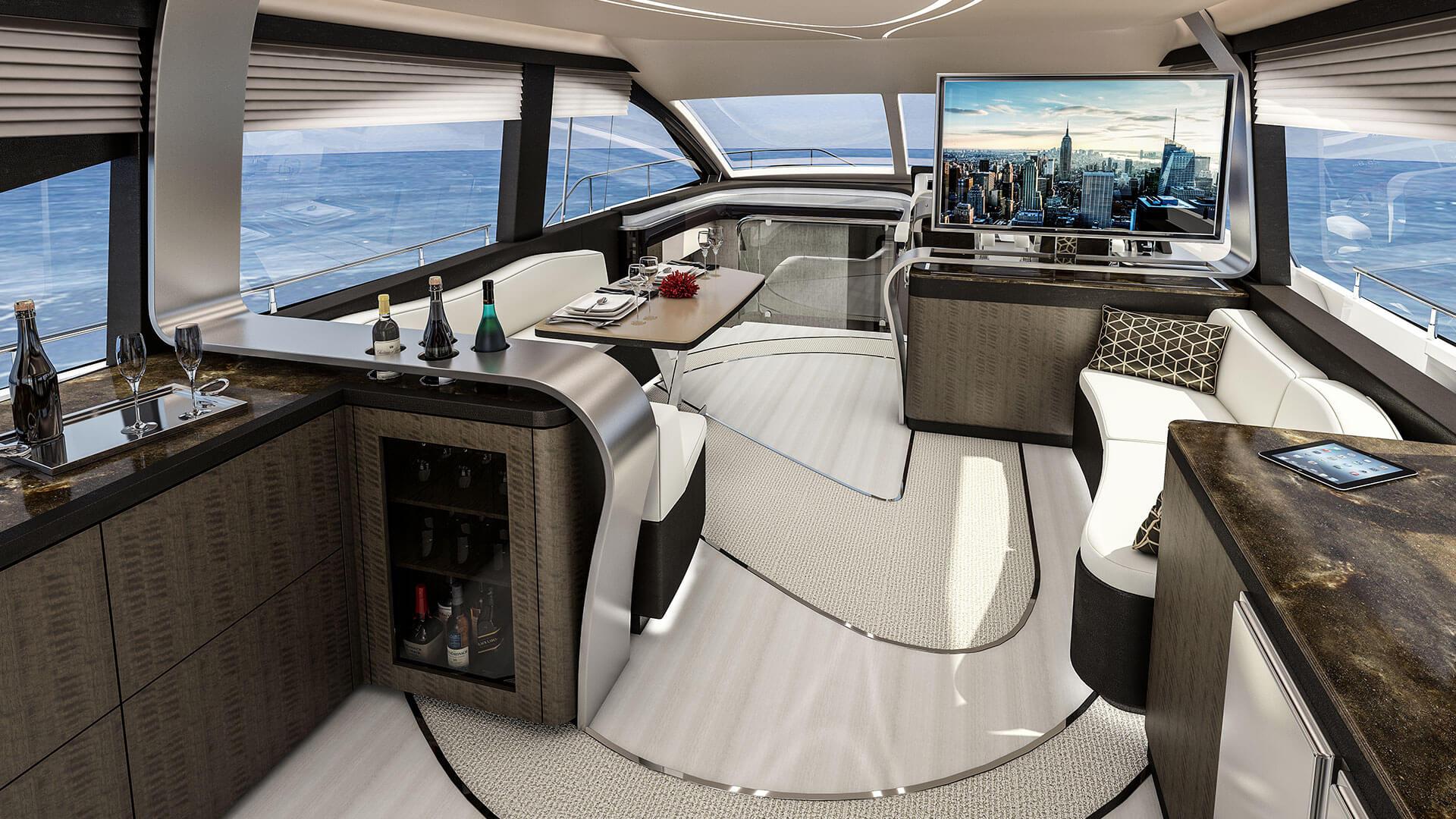 2019 lexus ly 650 luxury yacht gallery 02