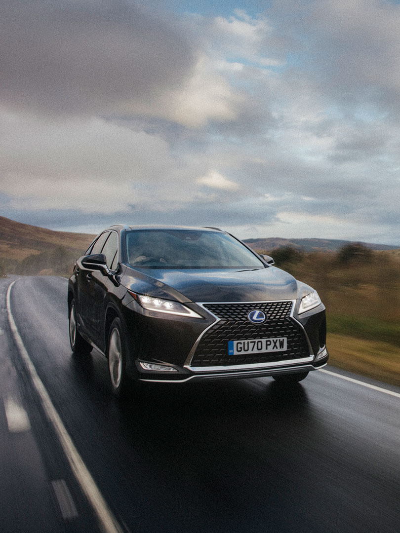 Episode Seven Meet The Lexus RX Image