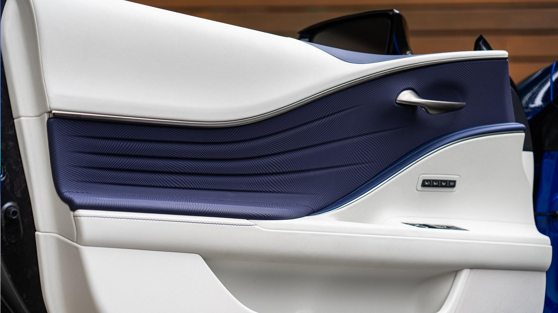 Lexus LC Cabrio Interieur