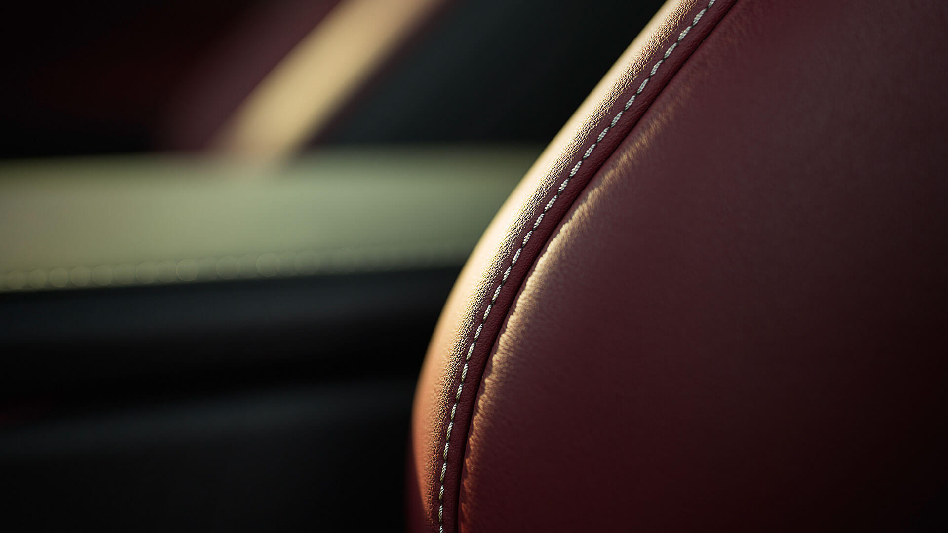 Lexus LC Interior Detail