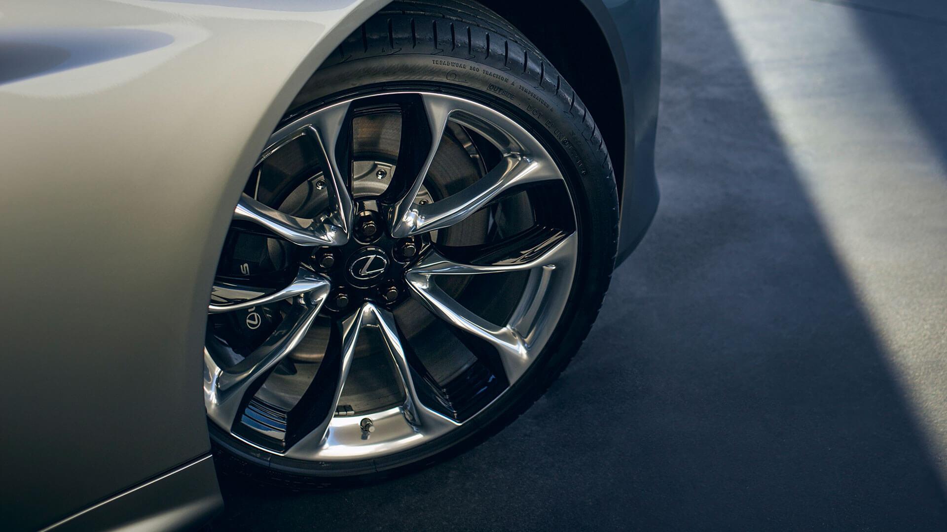 Lexus LC Rad
