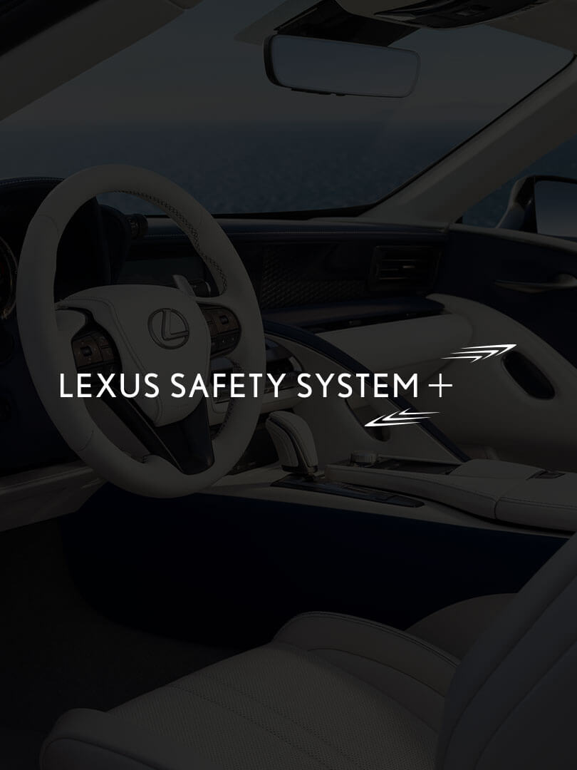 Parallax Image 5 Lexus Safety System