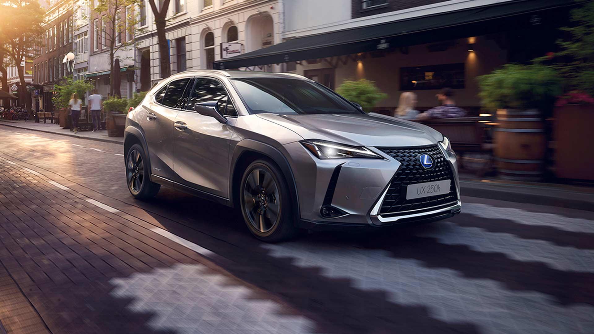 Lexus UX Launch Edition Next Step