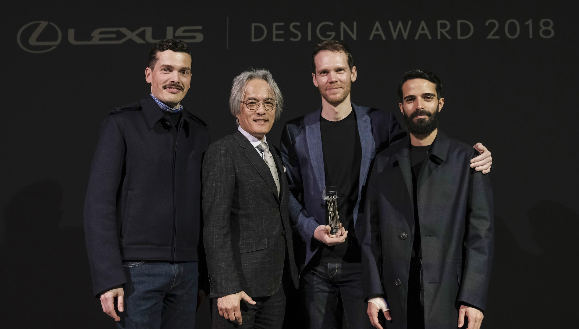 lexus design award 2018 hero