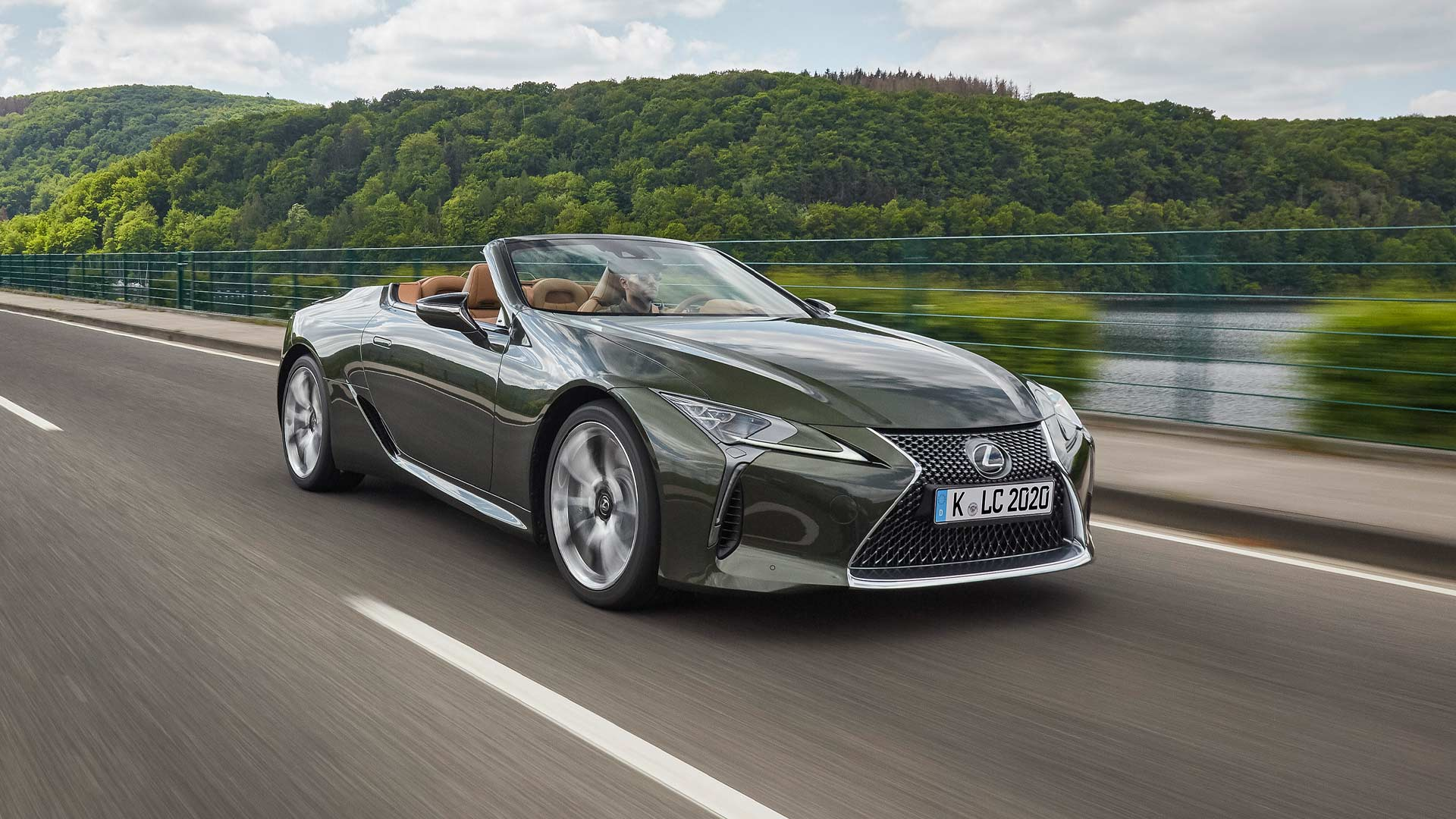 lexus lc convertible next step item