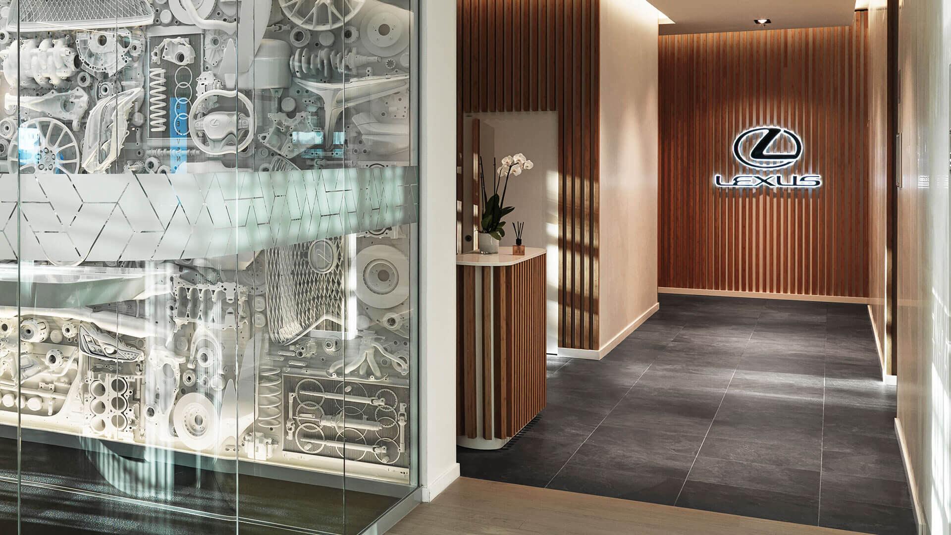 Spa im Loft by Lexus 2019
