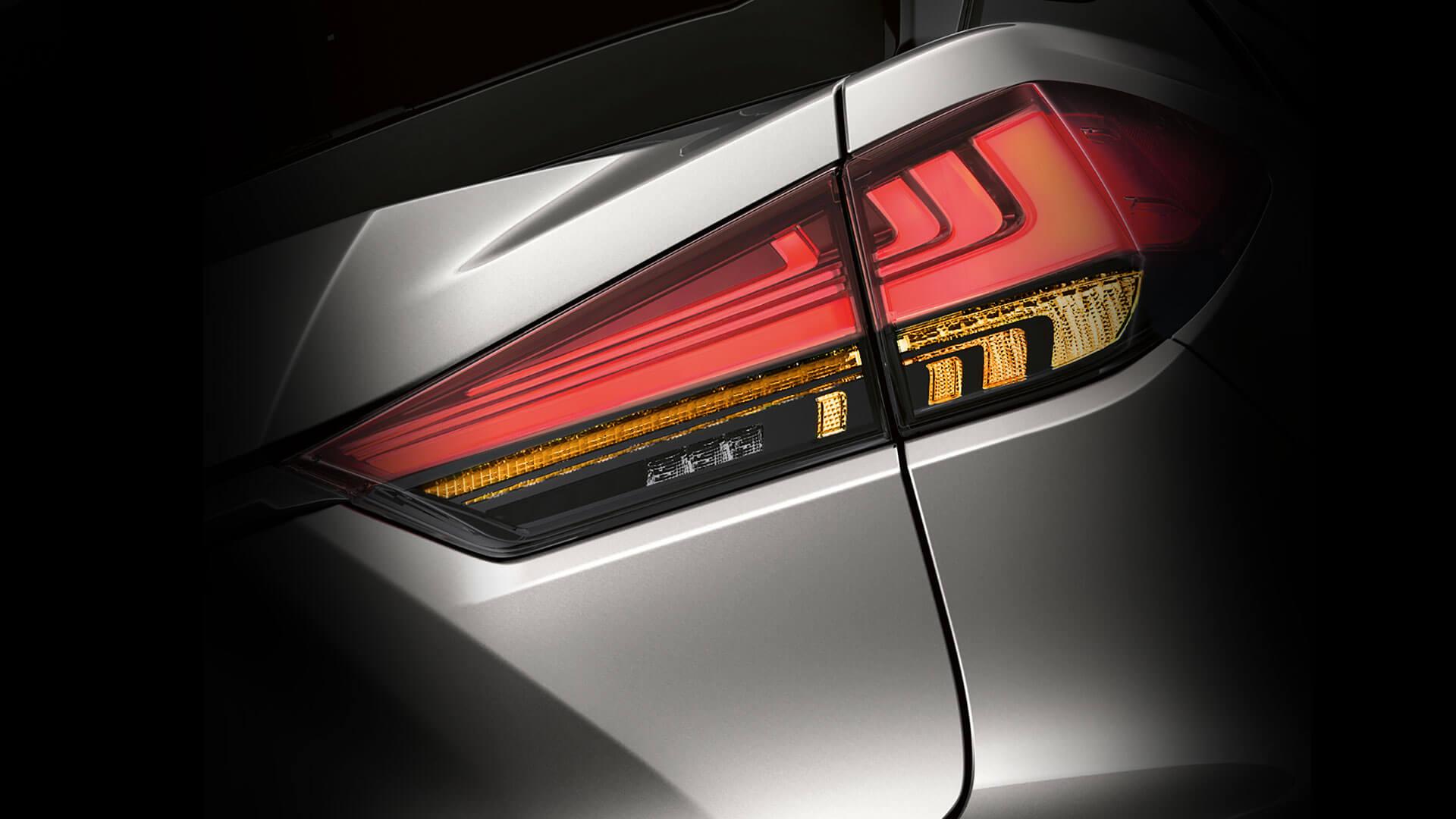 2019 lexus rxl hotspot led rear lights