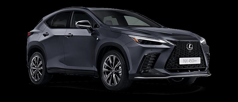 2021 lexus all new nx signposting car grid