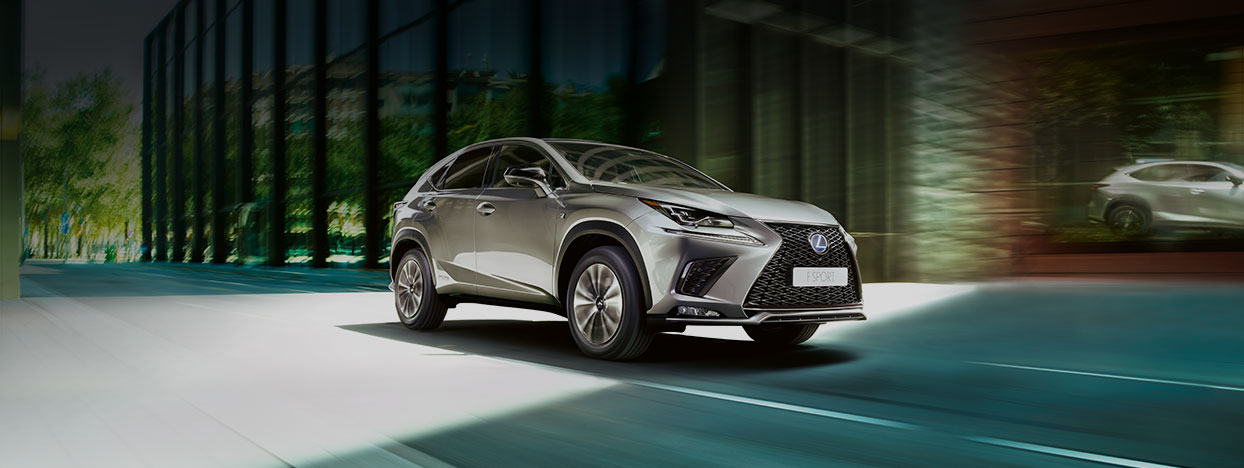 2020 lexus nx next step overview