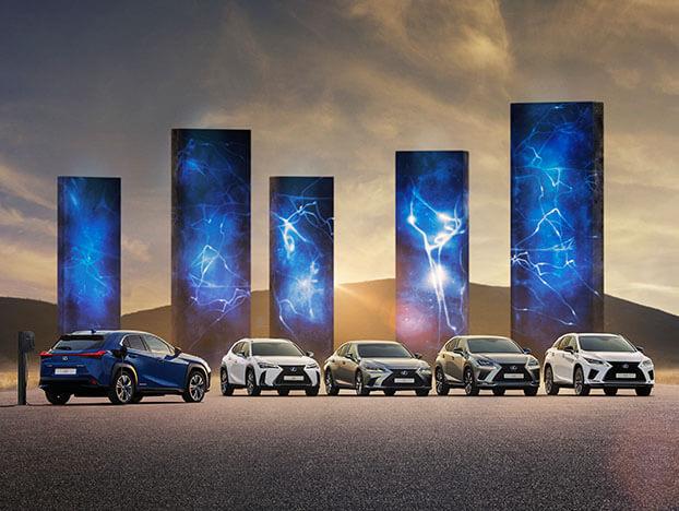 2021 nx overview lexus grid lexus electrified