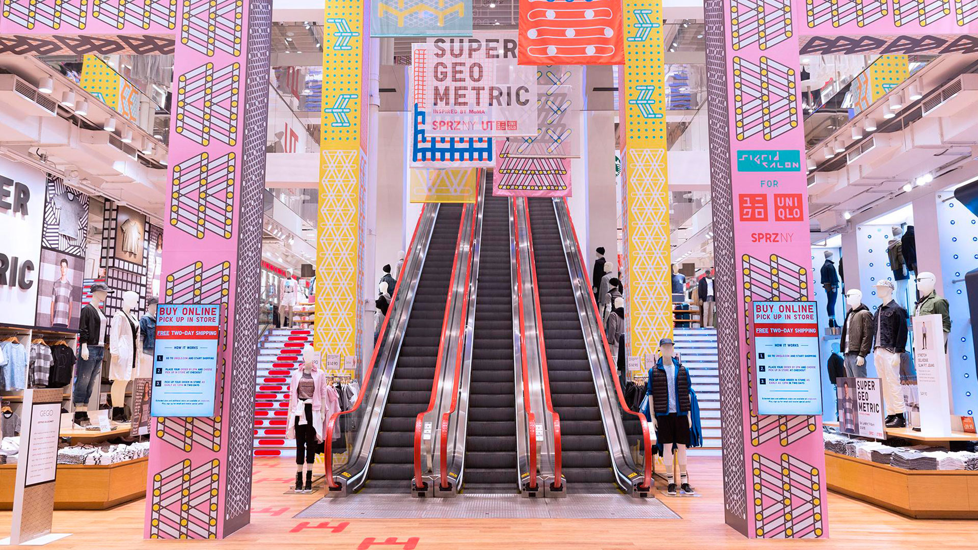 Arte y moda hero asset