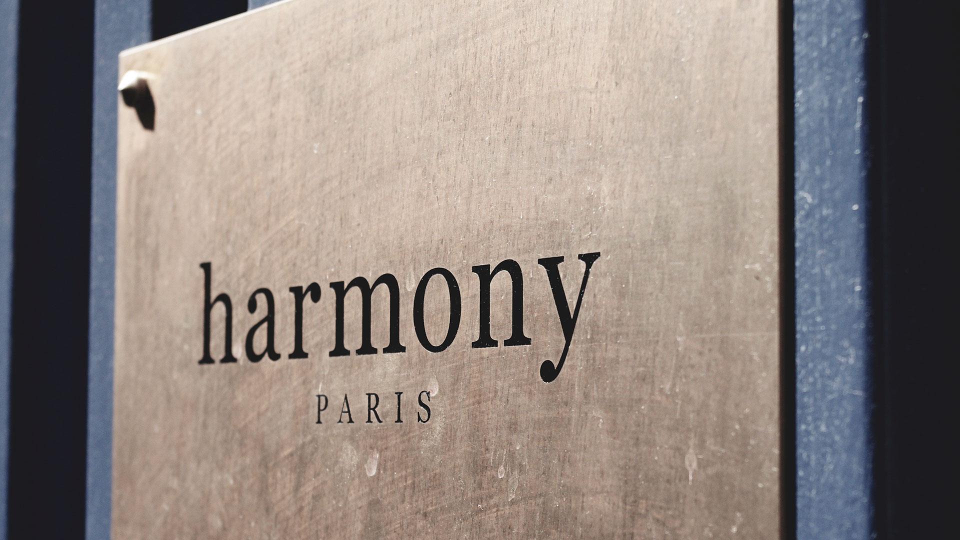 Harmony París hero asset