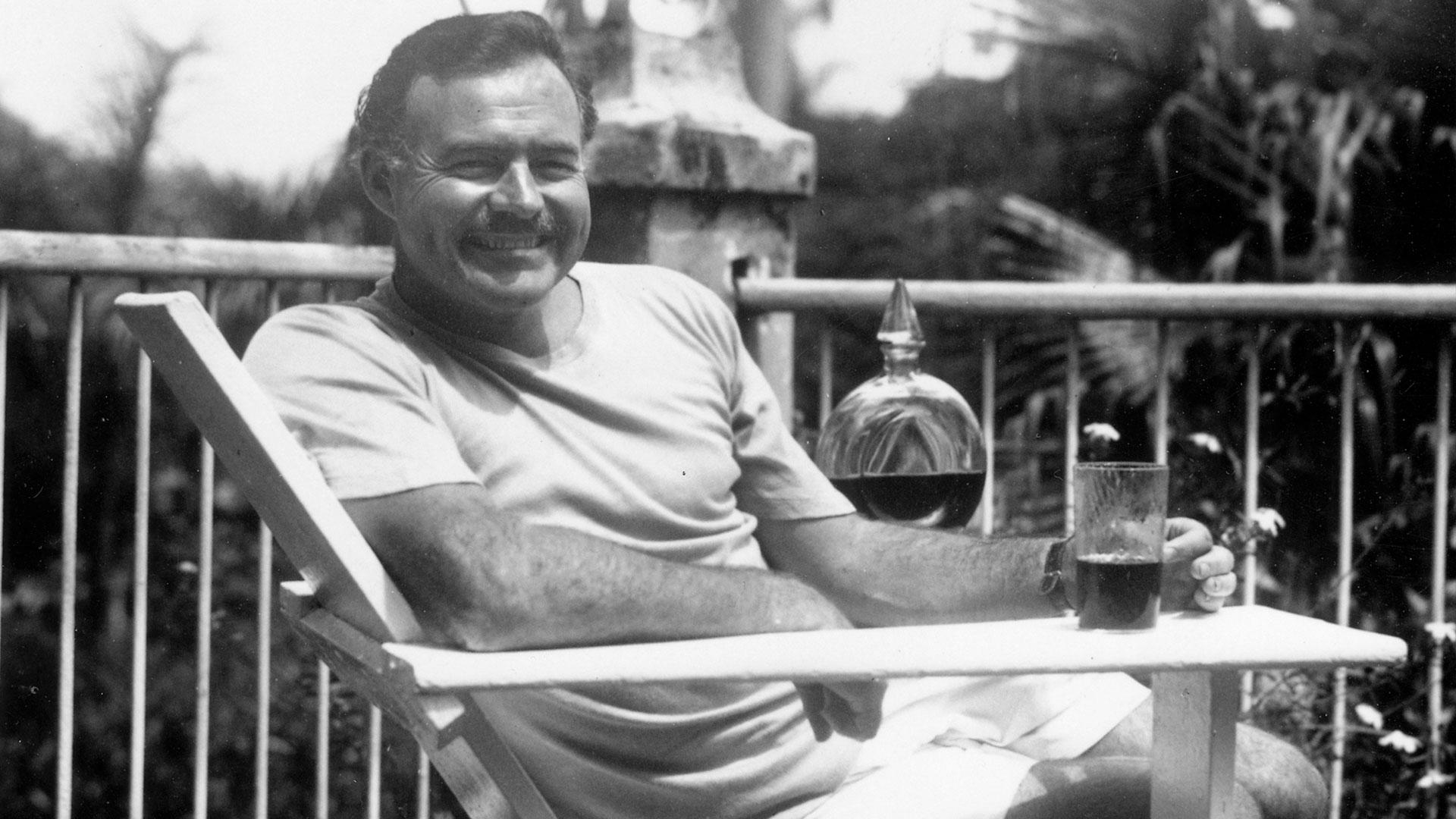 Hemingway en Cuba hero asset