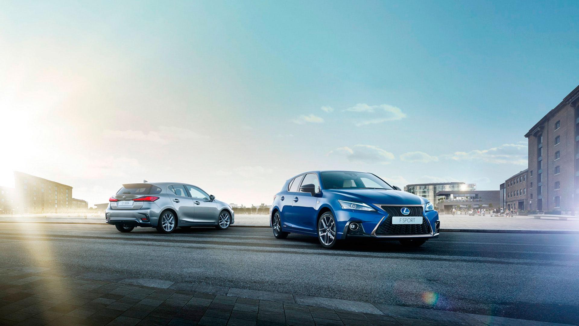 Lexus presenta su nuevo modelo CT 200h con estilo deportivo e innovador