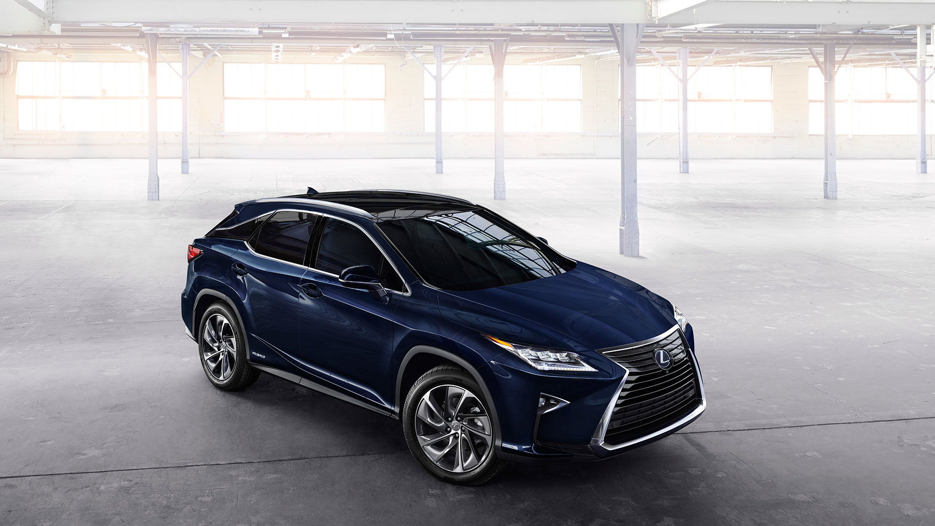 Lexus conquista África hero asset
