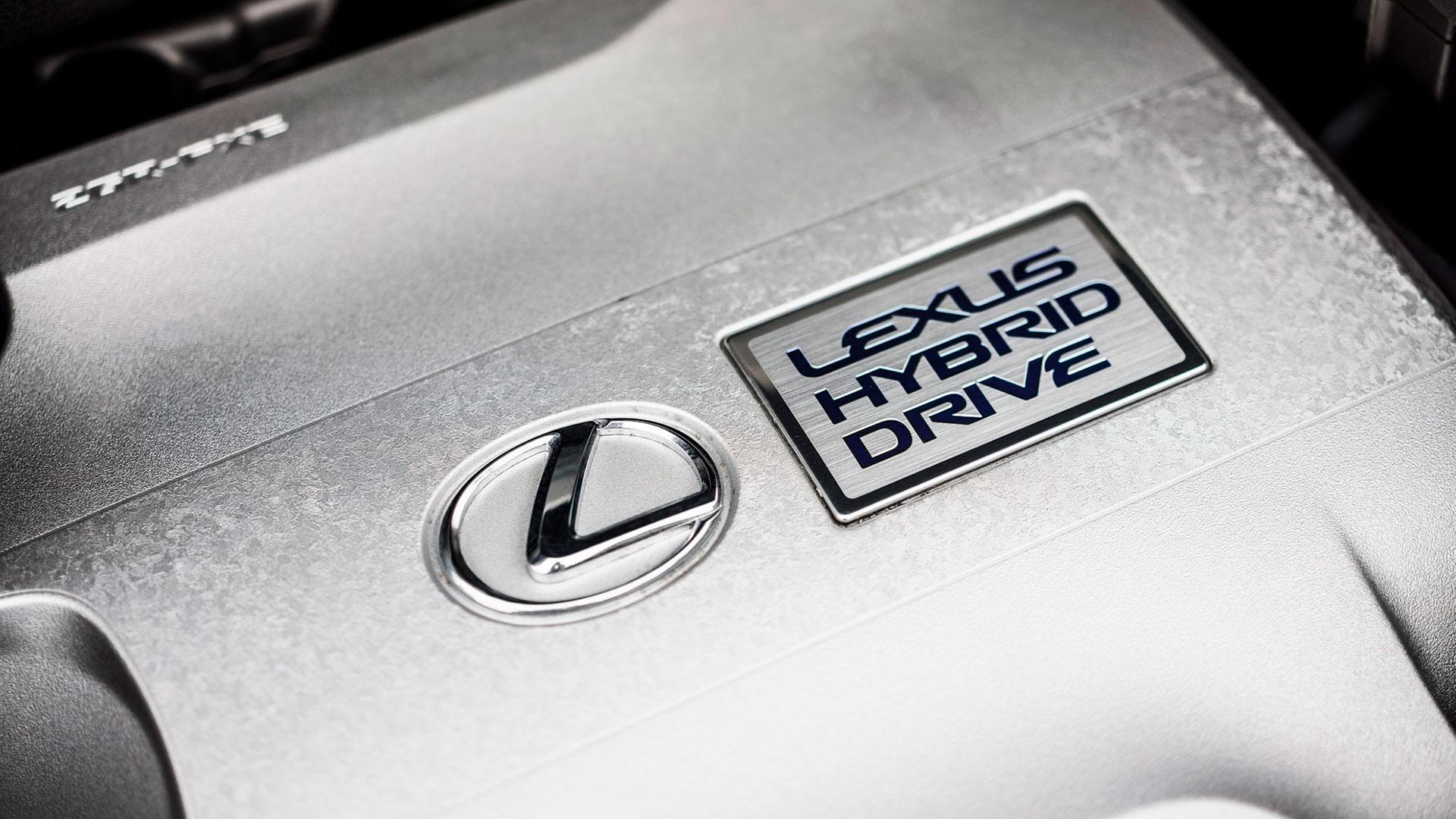 Lexus Hybrid Drive más fiable para la OCU