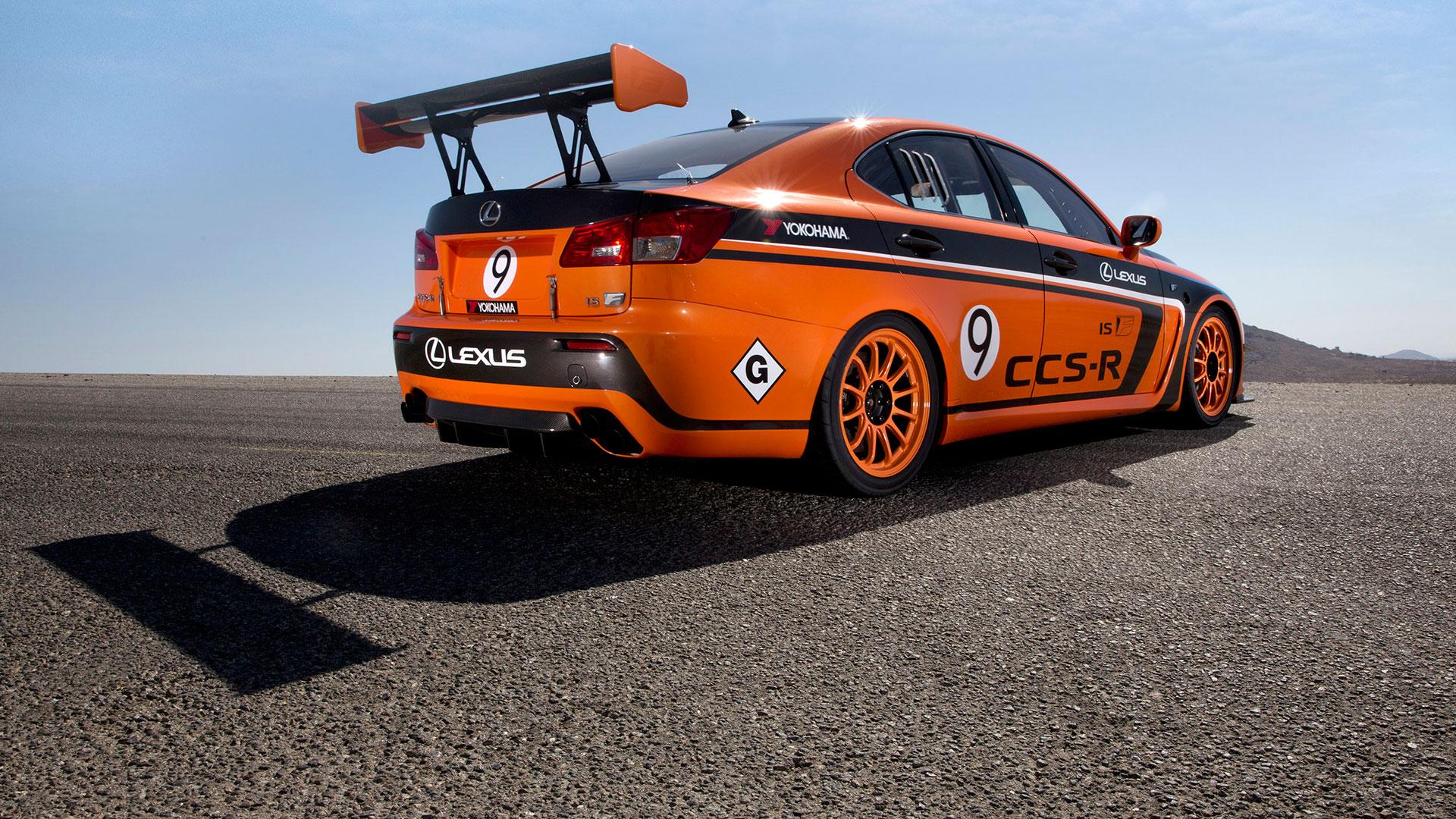 Lexus competirá subida a Pikes Peak hero asset