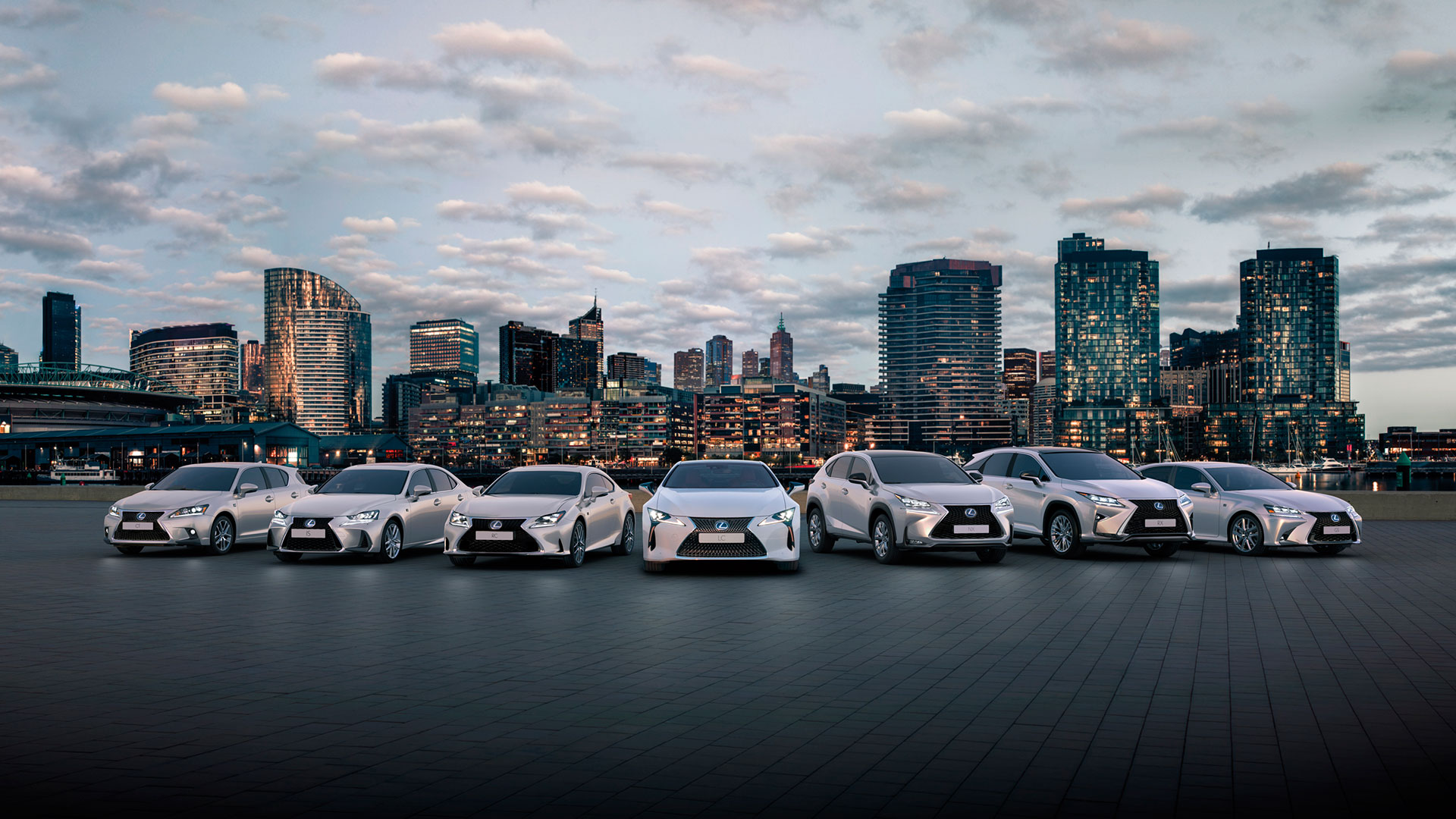 Lexus lanza en España el programa Lexus Business Plus hero asset