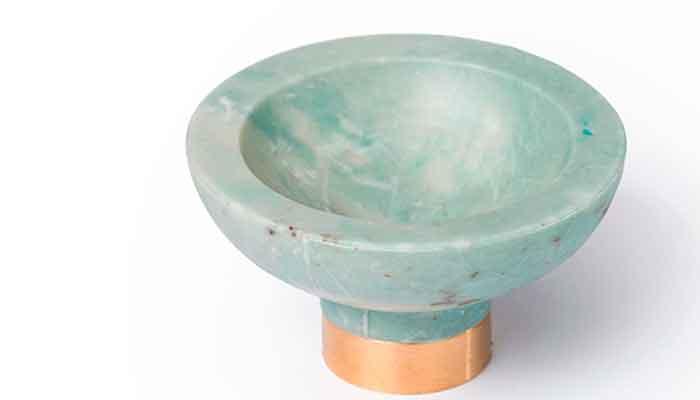 Marca Ocean Plastic Knob una colección de pequeños mangos que también pueden usarse como ganchos