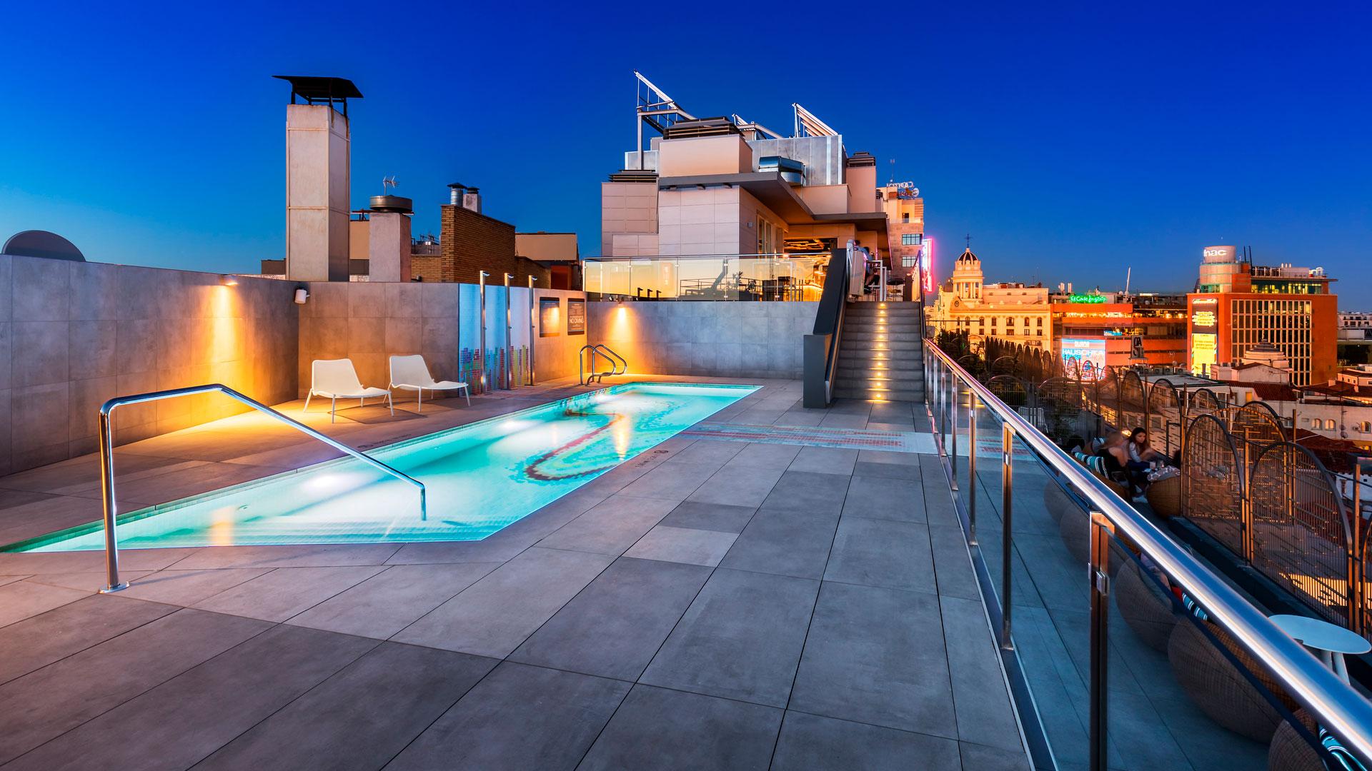 Imagen del hotel Aloft Madrid Gran Vía