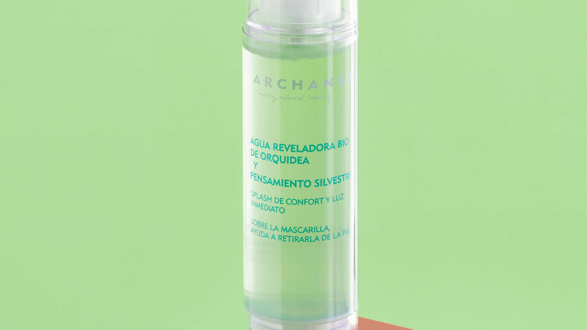 Imagen de la marca cosmética Archangela