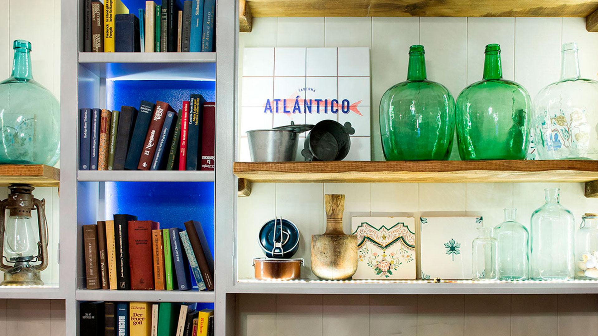 Imagen del restaurante Atlántico Casa de Comidas