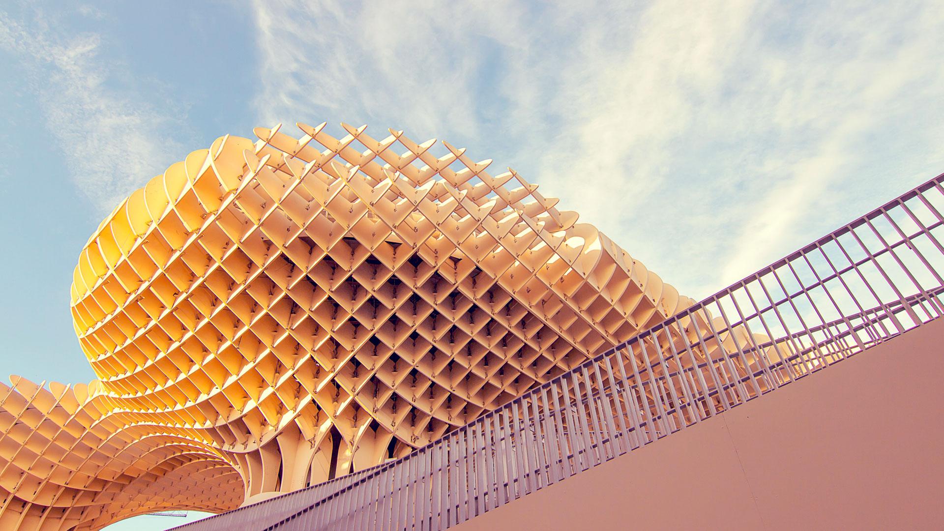 Imagen de la capital de Andalucía Sevilla