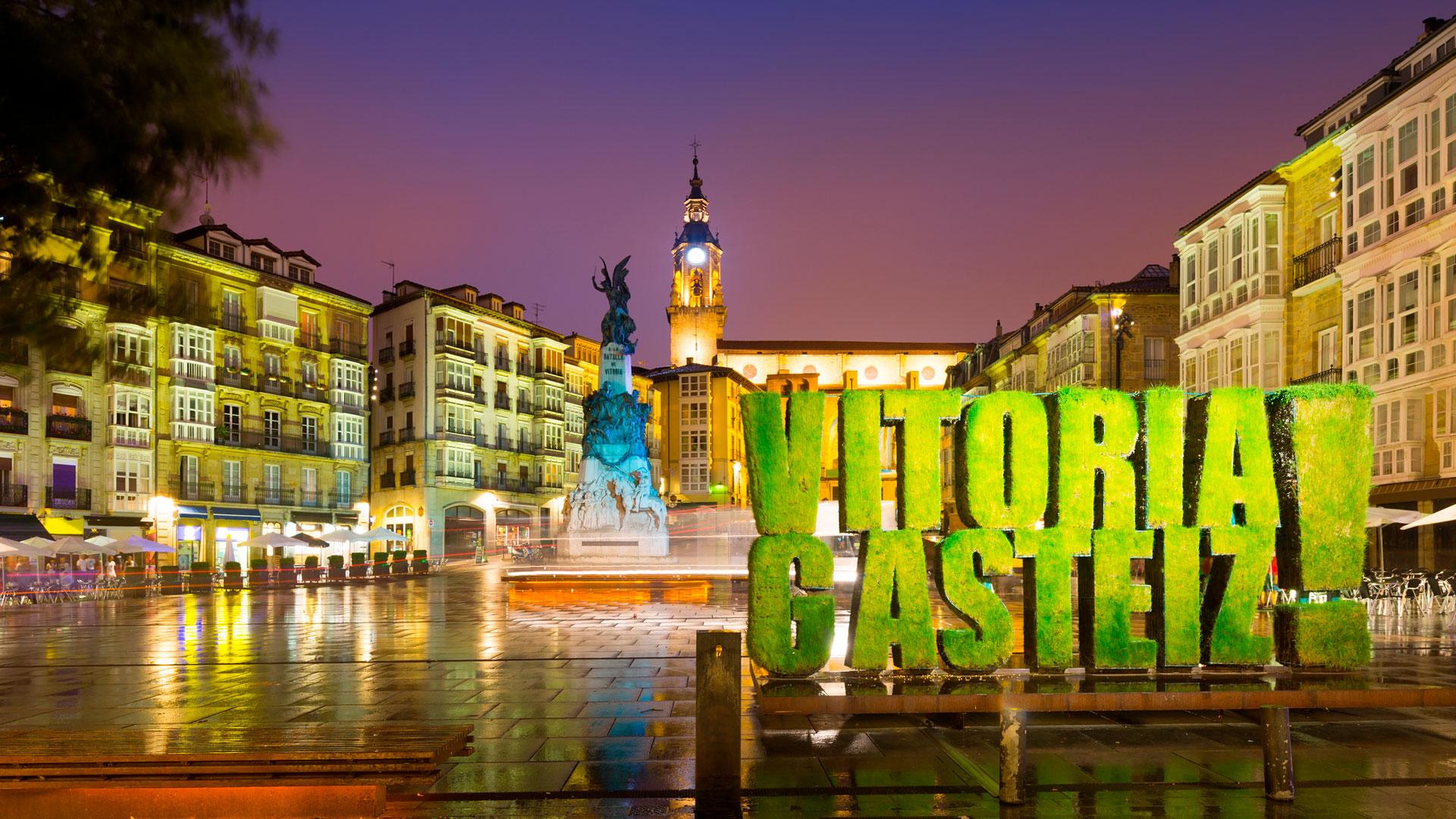 Imagen de Vitoria Gasteiz Capital Verde en 2012