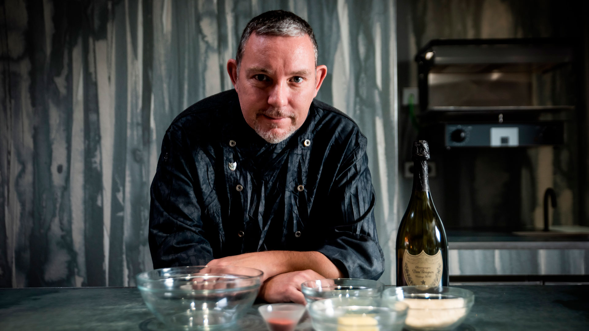 Imagen del chef Albert Adriá