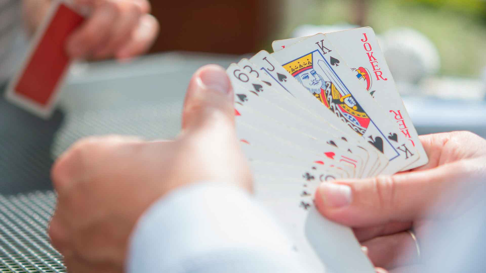 El Olimpo del póquer hero asset