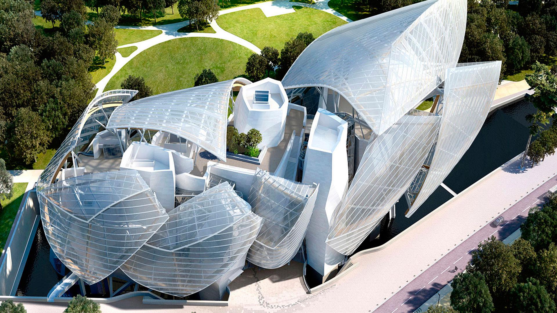 Frank Gehry hero asset