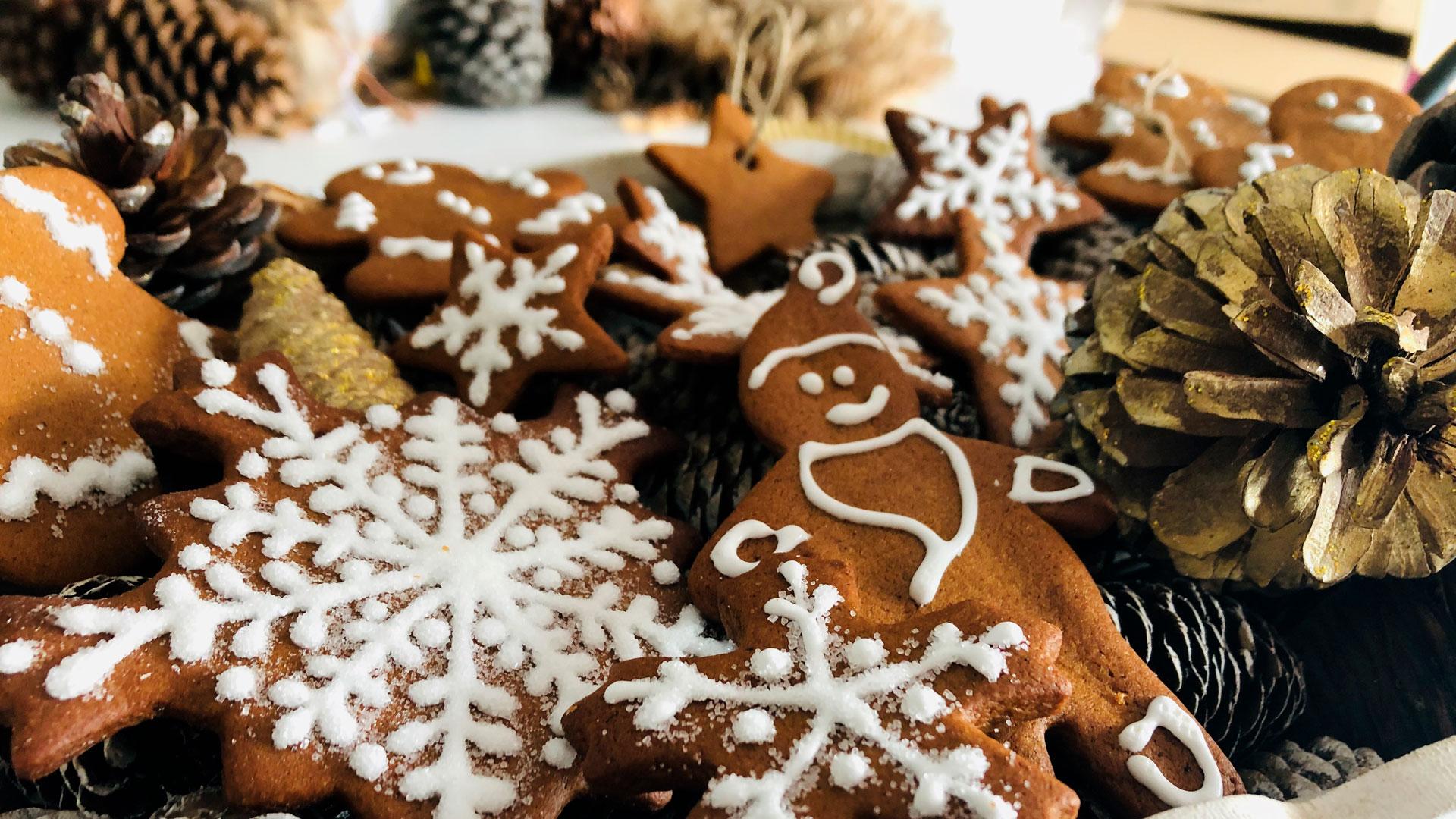 Galletas navideñas de jengibre hero asset