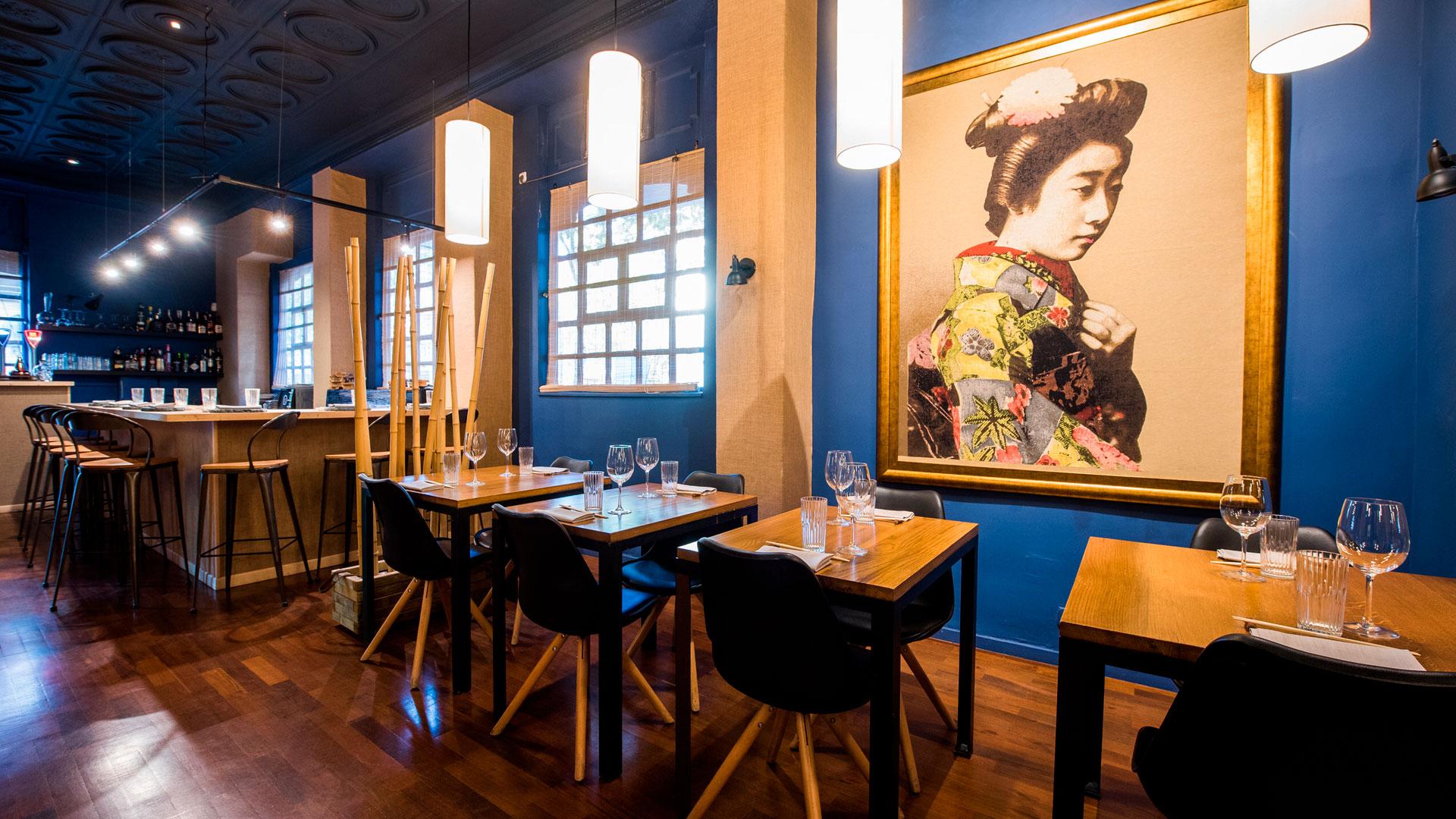 Imagen del restaurante Gaman en Madrid
