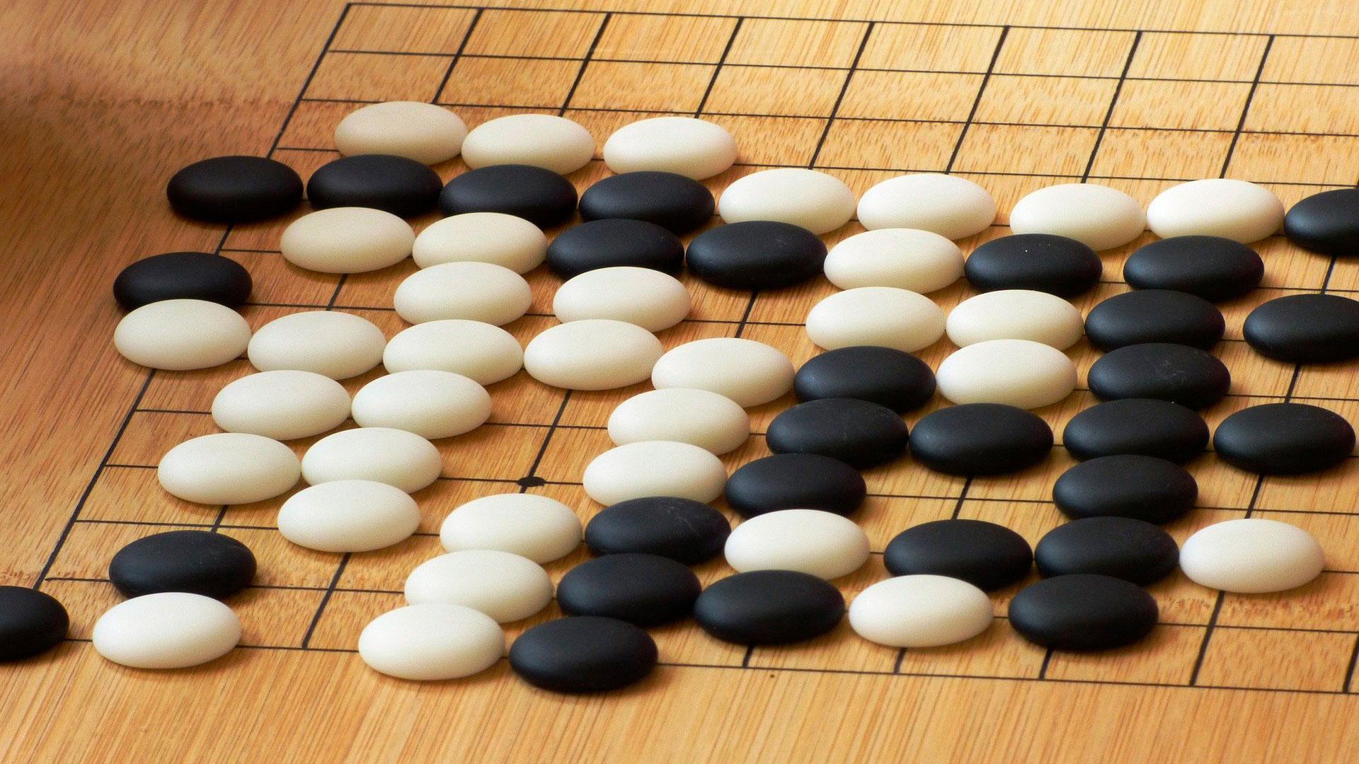 Imagen de un juego de mesa japonés