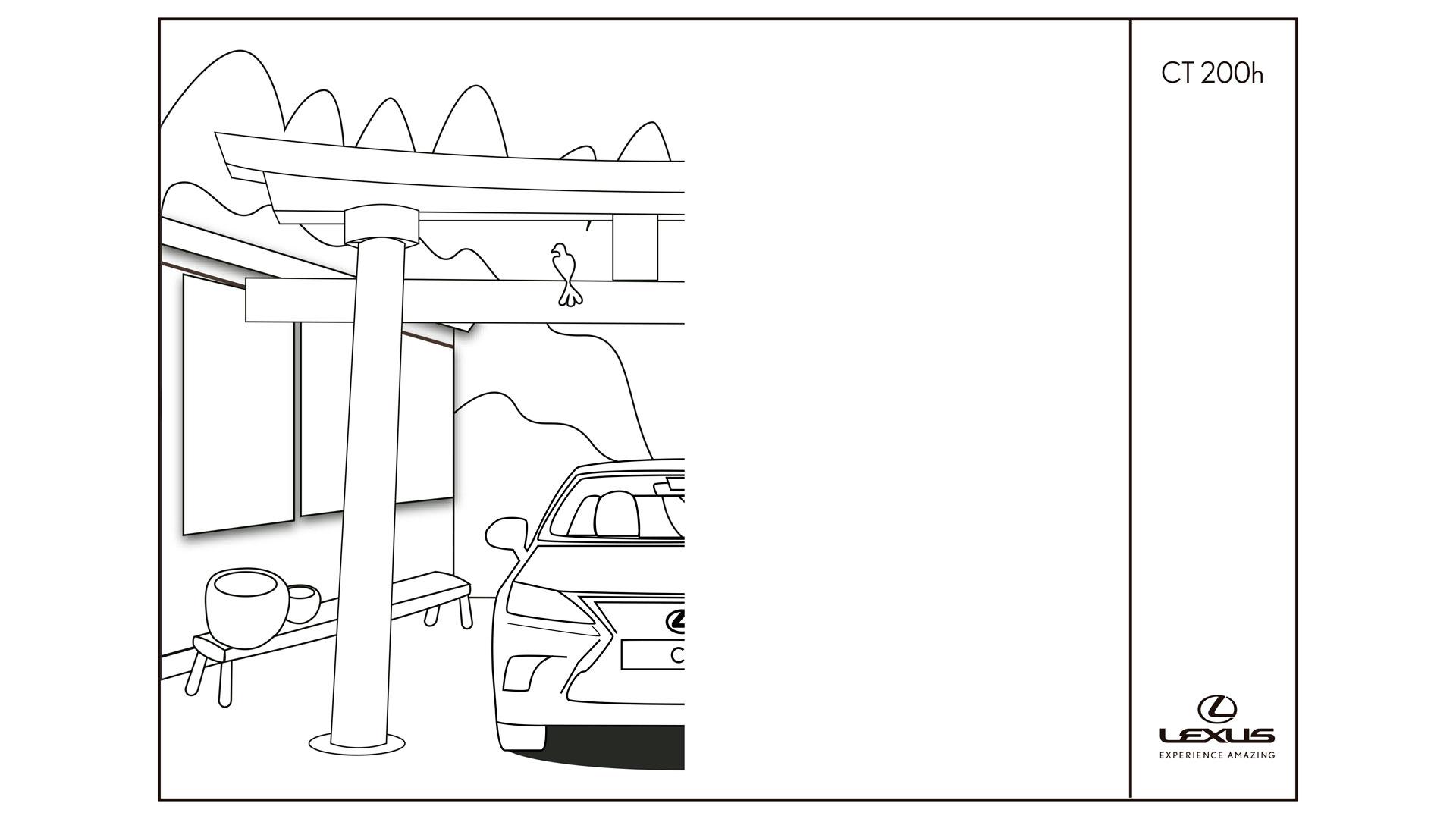 Imagen de nuevos pasatiempos Lexus