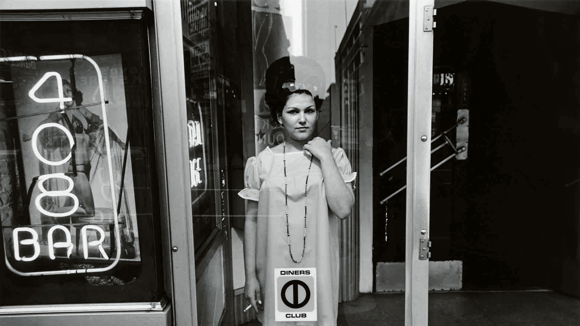 Fotografía de Lee Friedlander