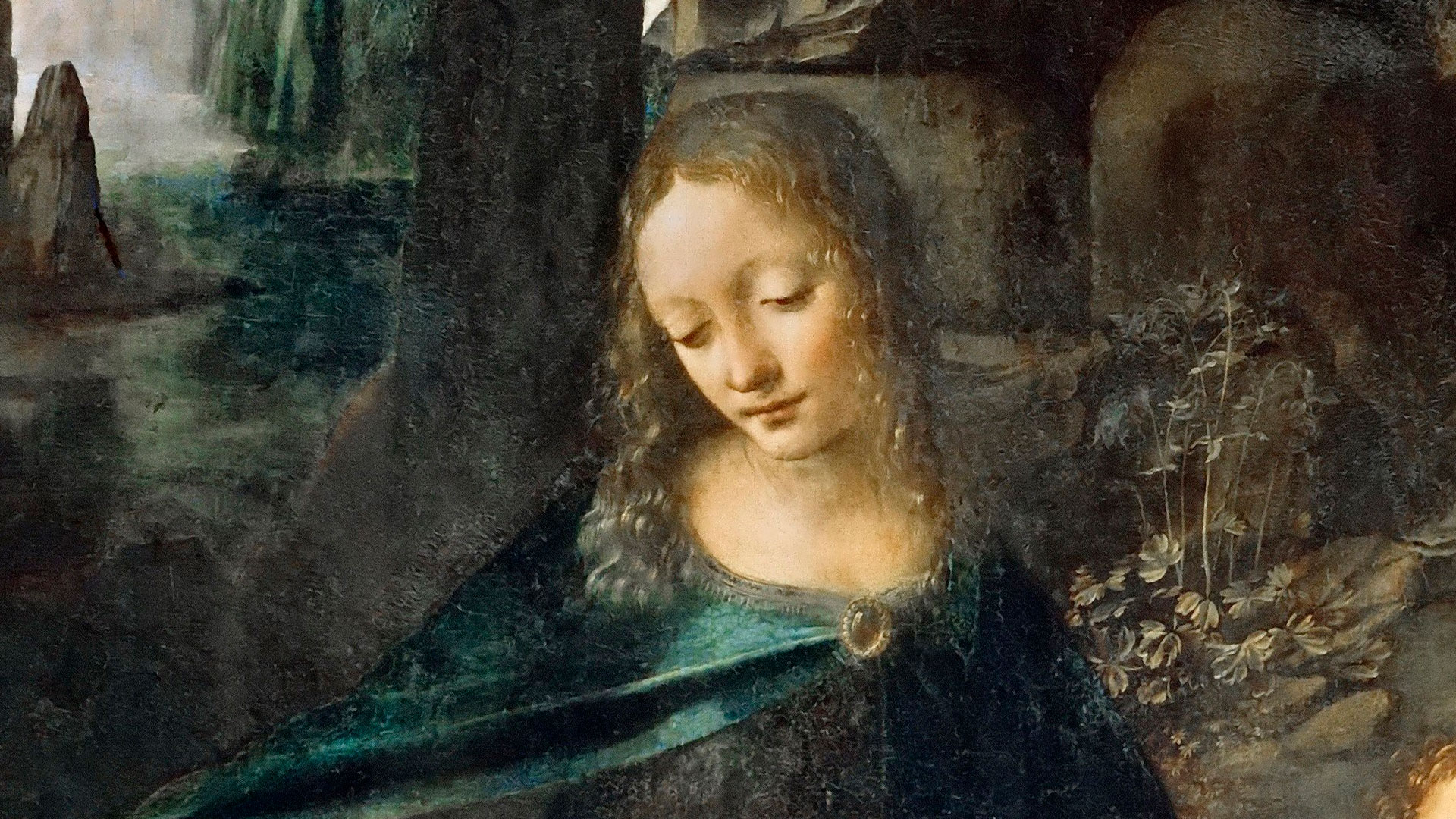 Imagen de obra de Leonardo da Vinci