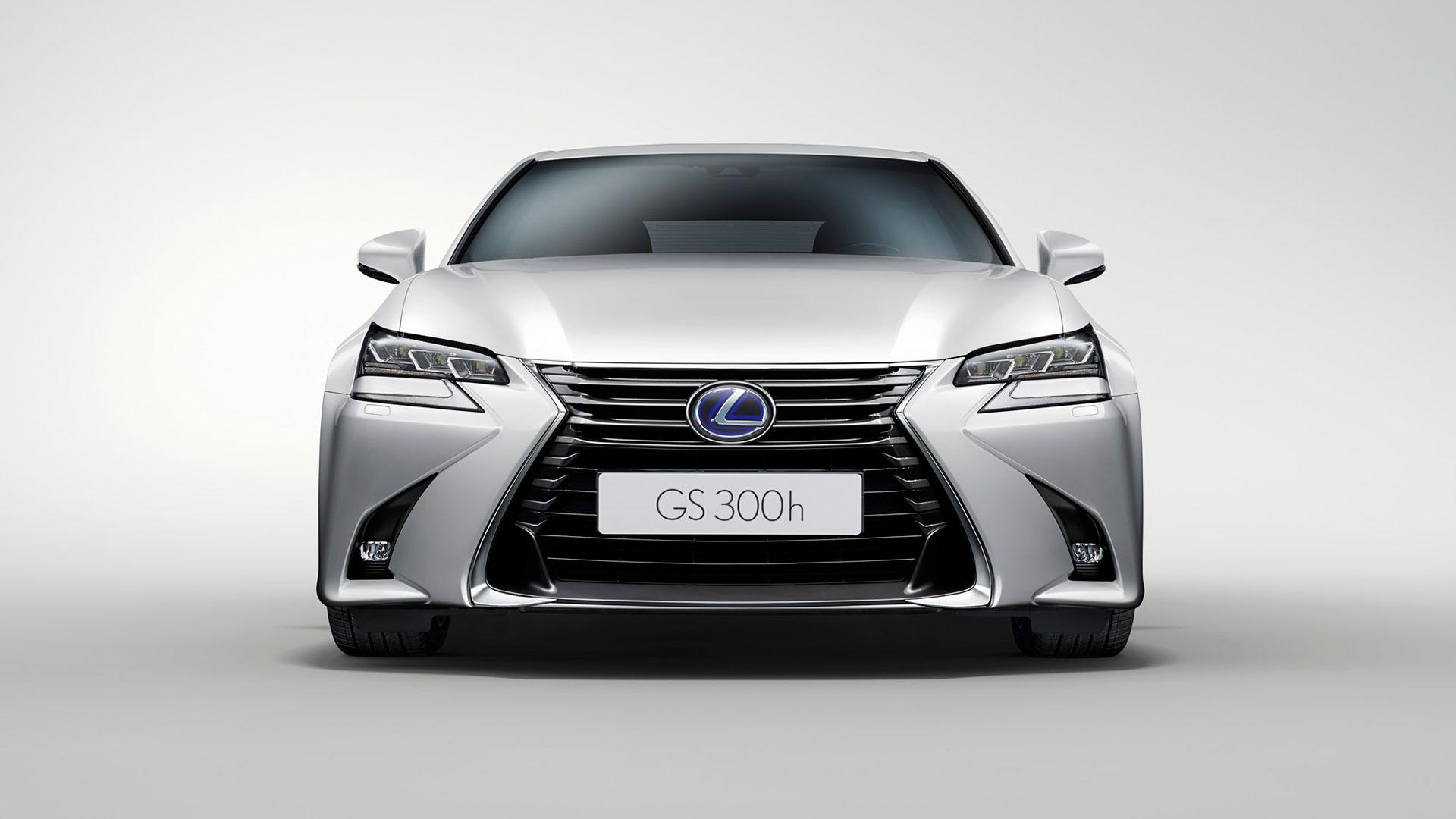 Lexus GS 300h más ecológico hero asset