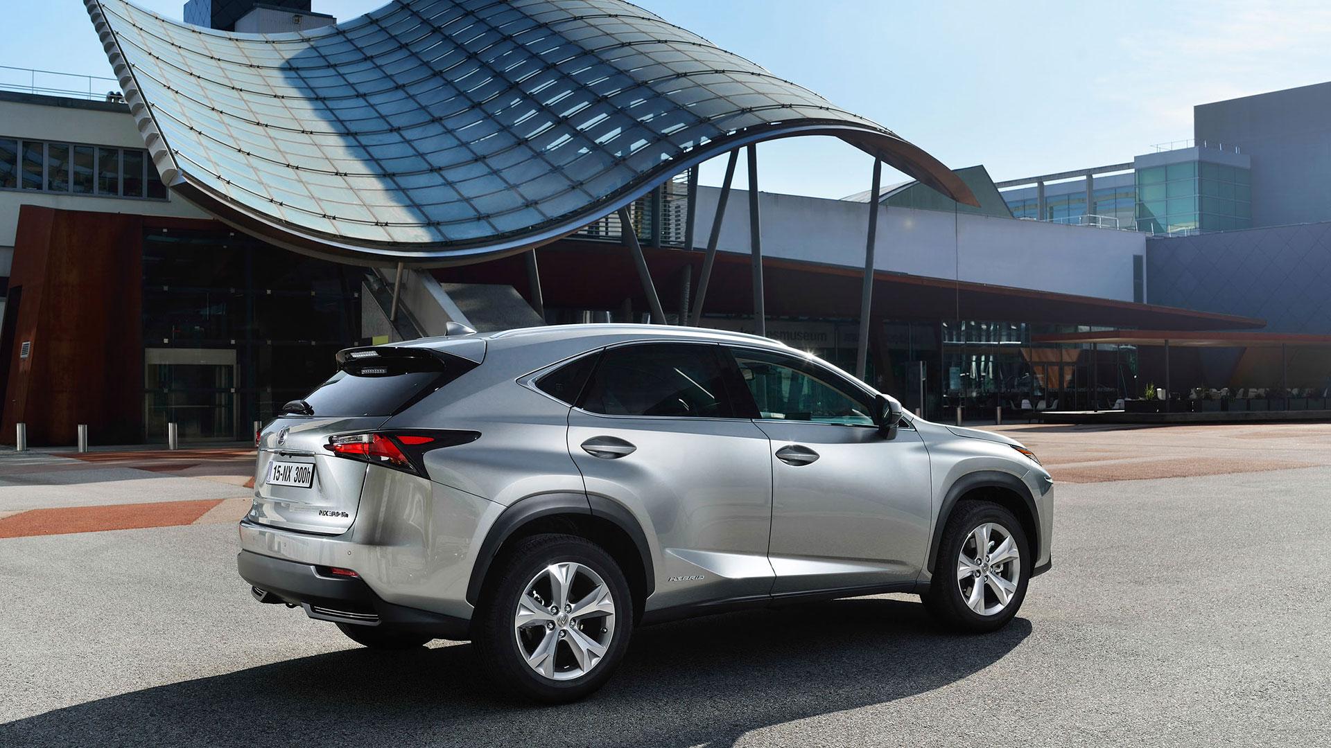 Novedades Lexus Barcelona hero asset