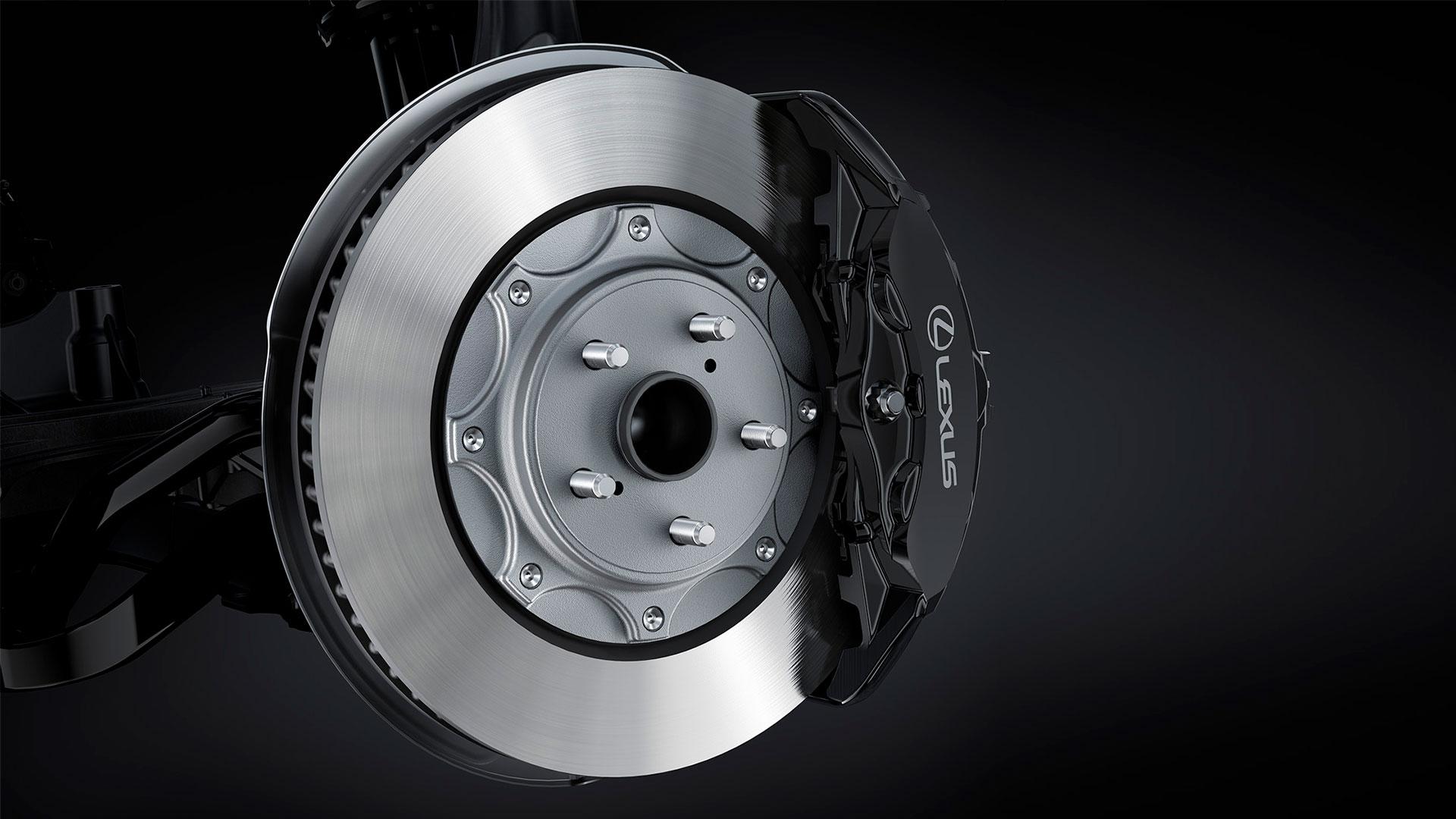 Imagen del Lexus LC 2021