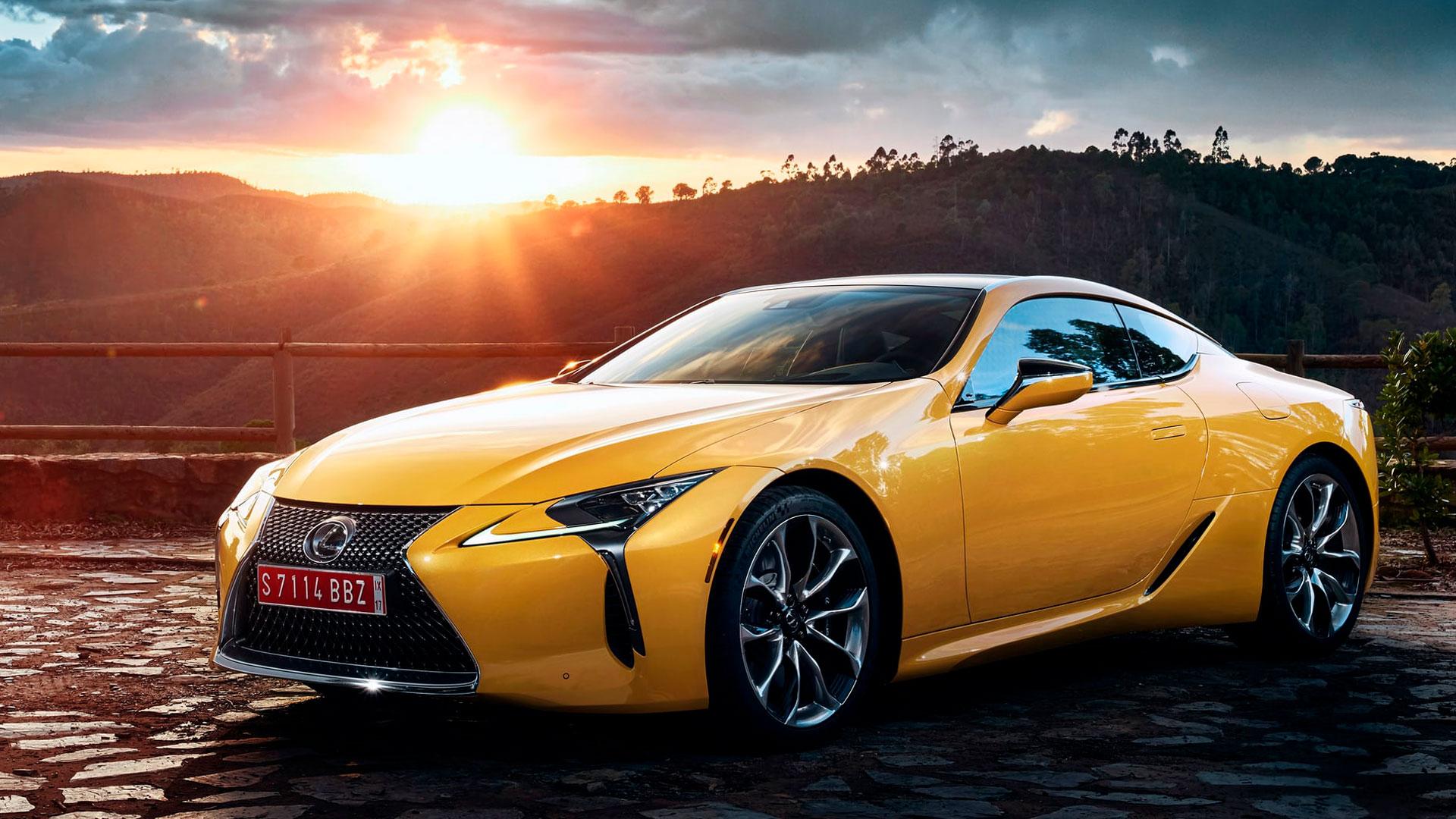 Imagen del nuevo LC Yellow Edition