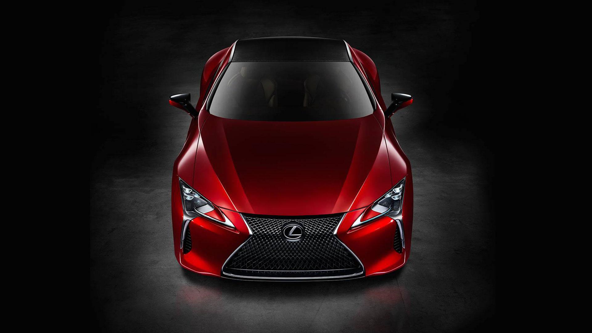 Lexus presentará el nuevo LC 500 en Madrid hero asset