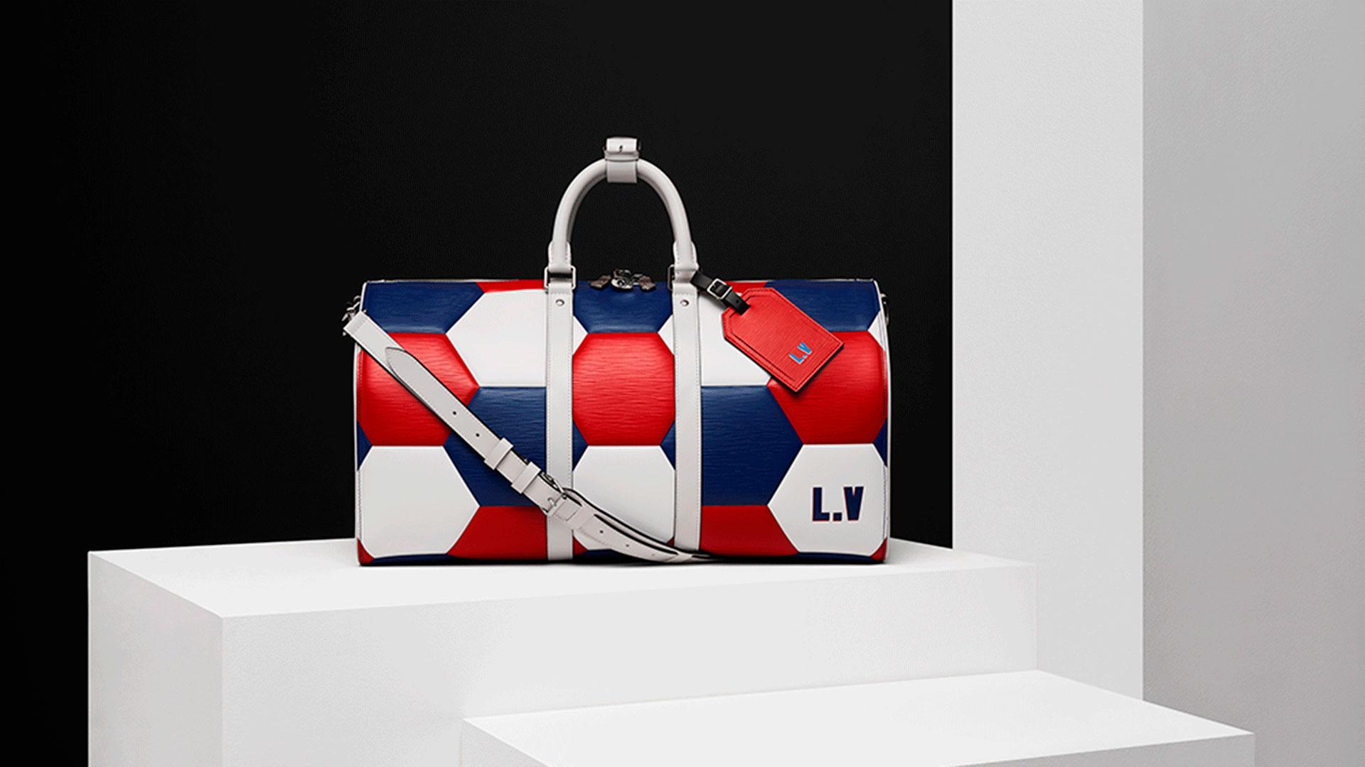 Bolso de Louis Vuitton para FIFA