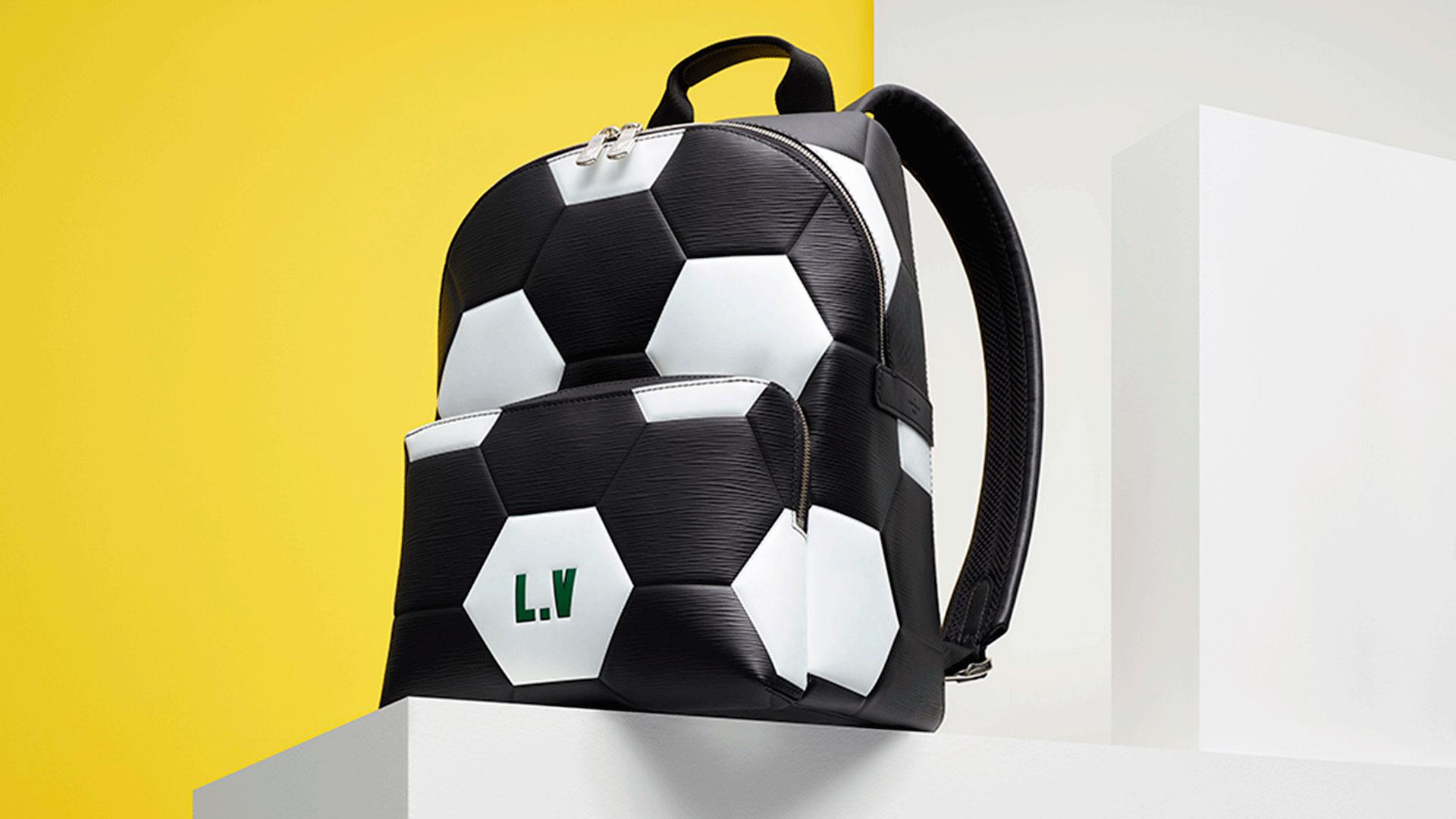 Mochila de Louis Vuitton para FIFA