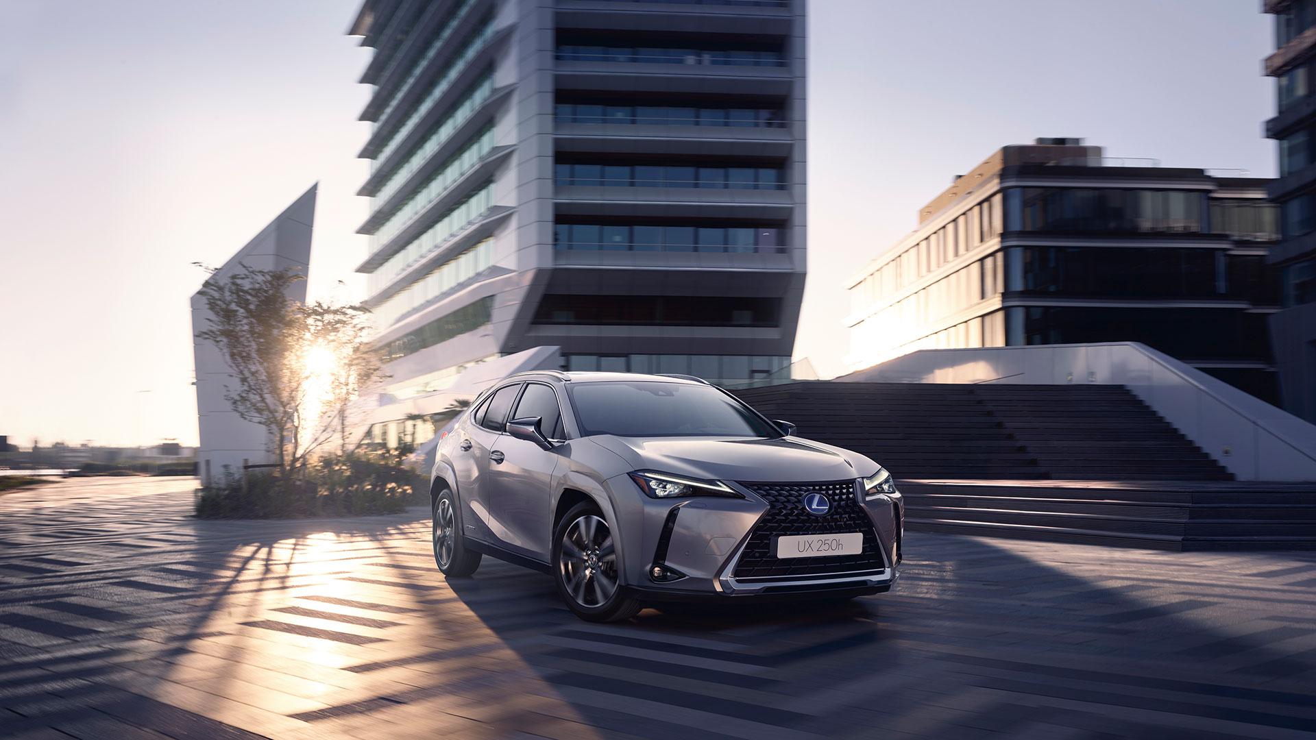 Imagen del Lexus UX