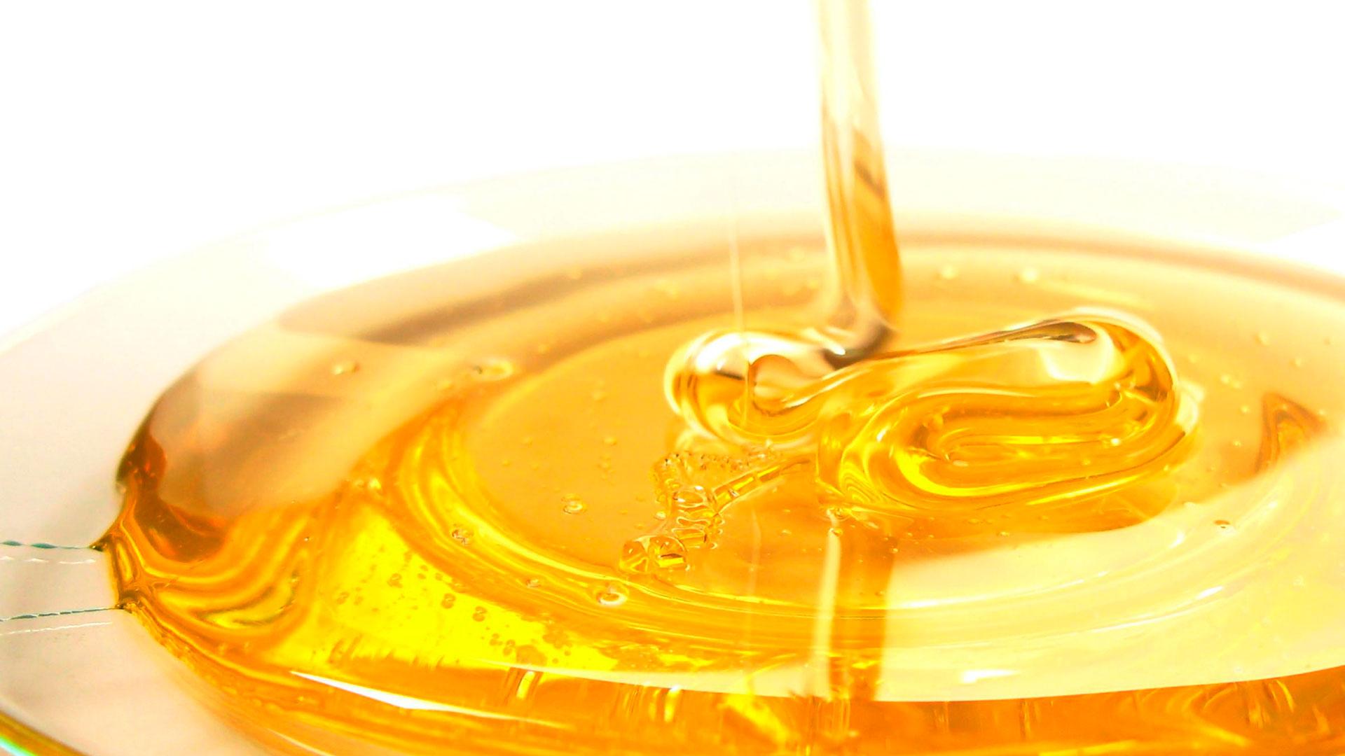Miel con café hero asset
